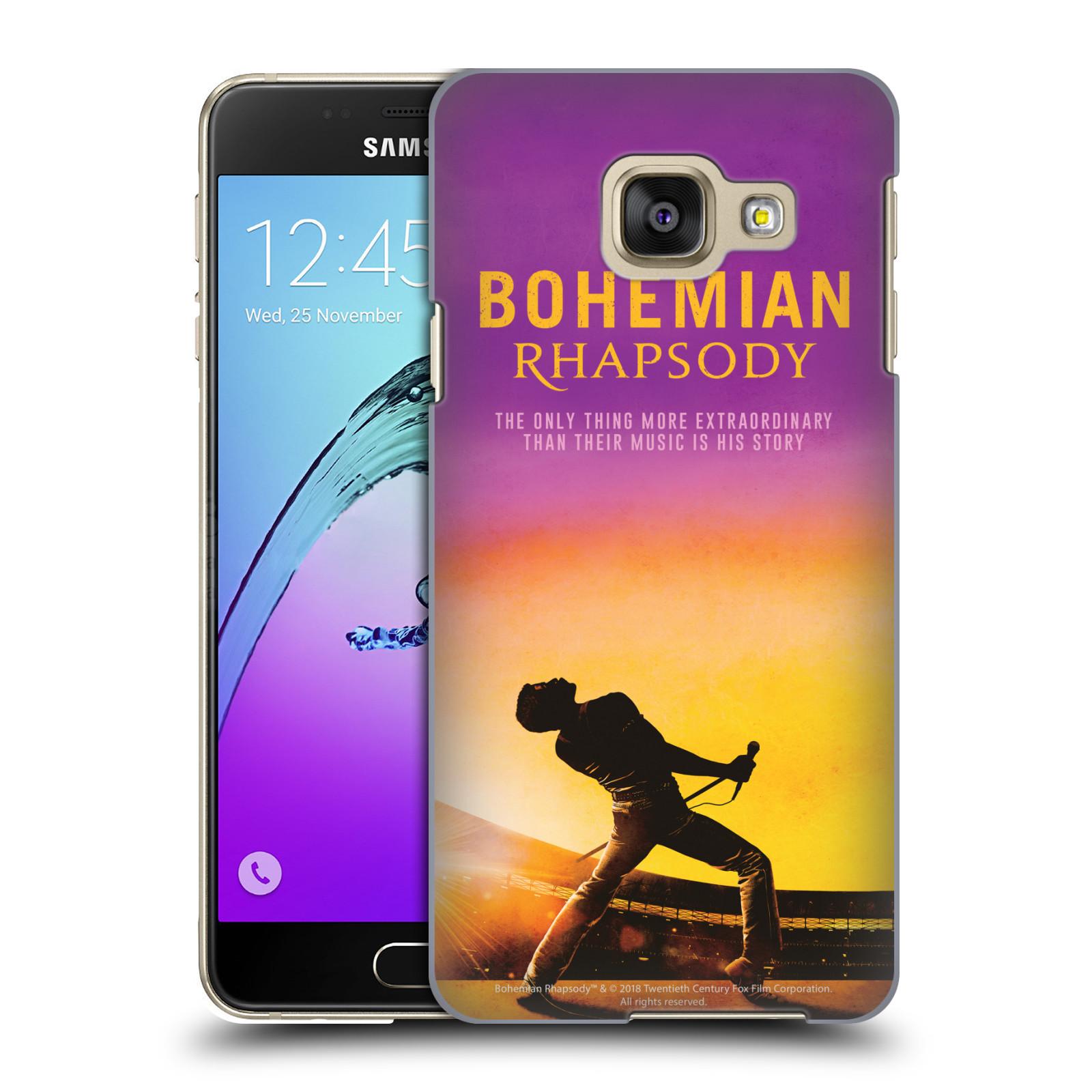 Pouzdro na mobil Samsung Galaxy A3 2016 (A310) Filmový motiv Bohemian Rhapsody Queen