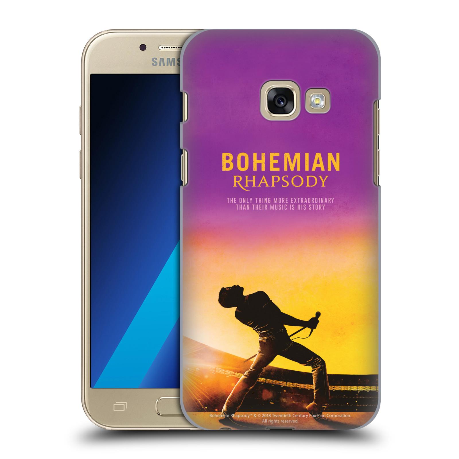 Pouzdro na mobil Samsung Galaxy A3 2017 (A320) Filmový motiv Bohemian Rhapsody Queen