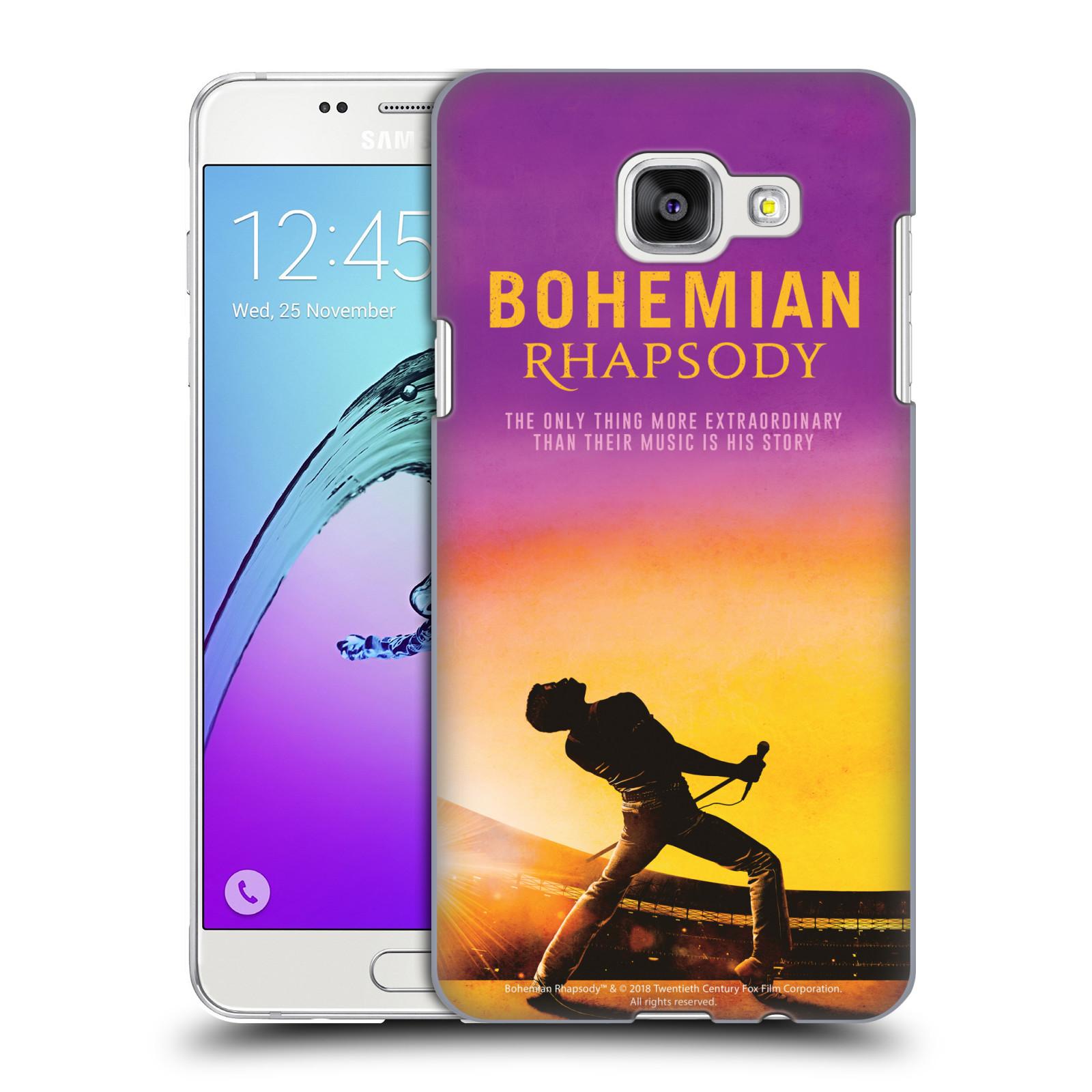 Pouzdro na mobil Samsung Galaxy A5 2016 (A510) Filmový motiv Bohemian Rhapsody Queen