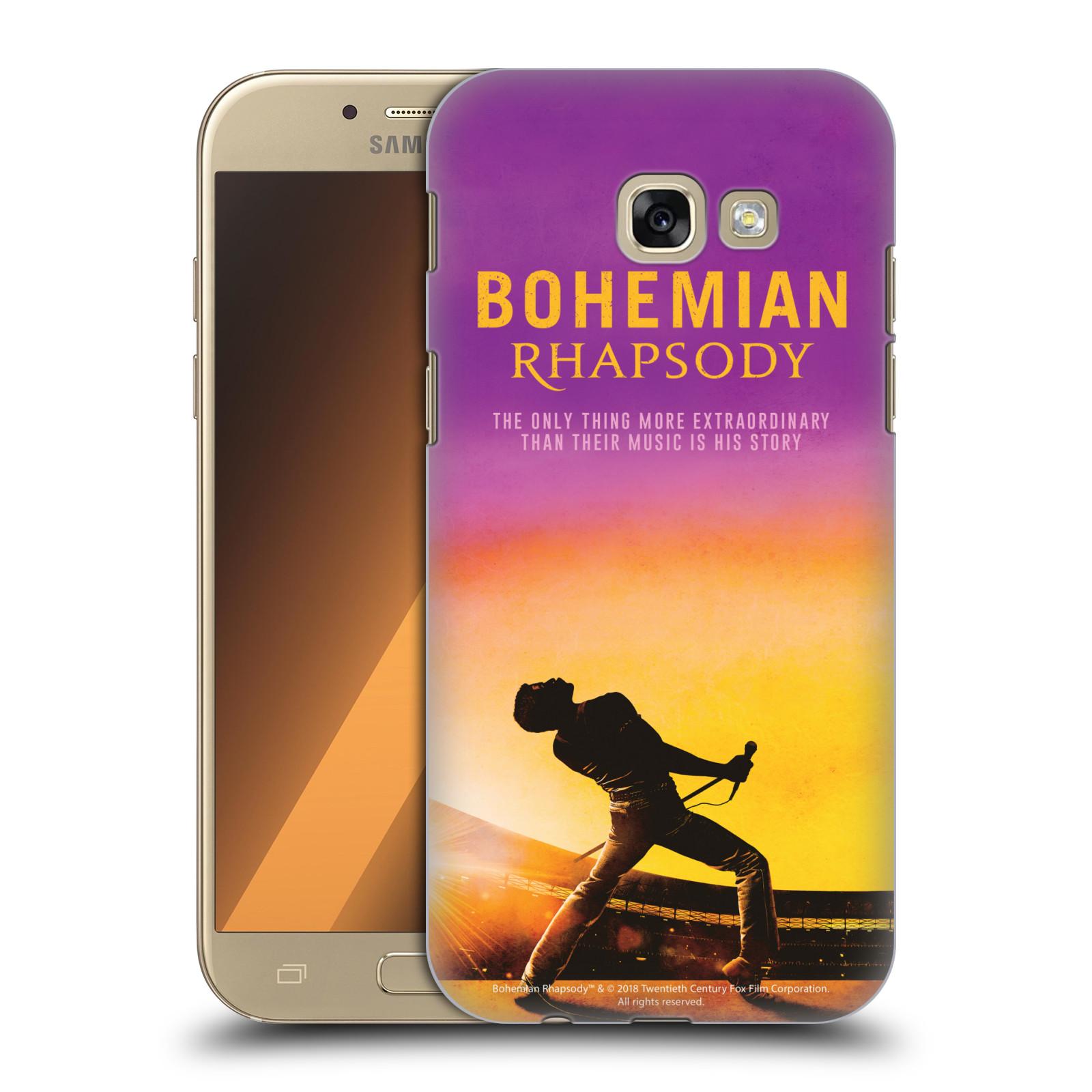 Pouzdro na mobil Samsung Galaxy A5 2017 (A520) Filmový motiv Bohemian Rhapsody Queen