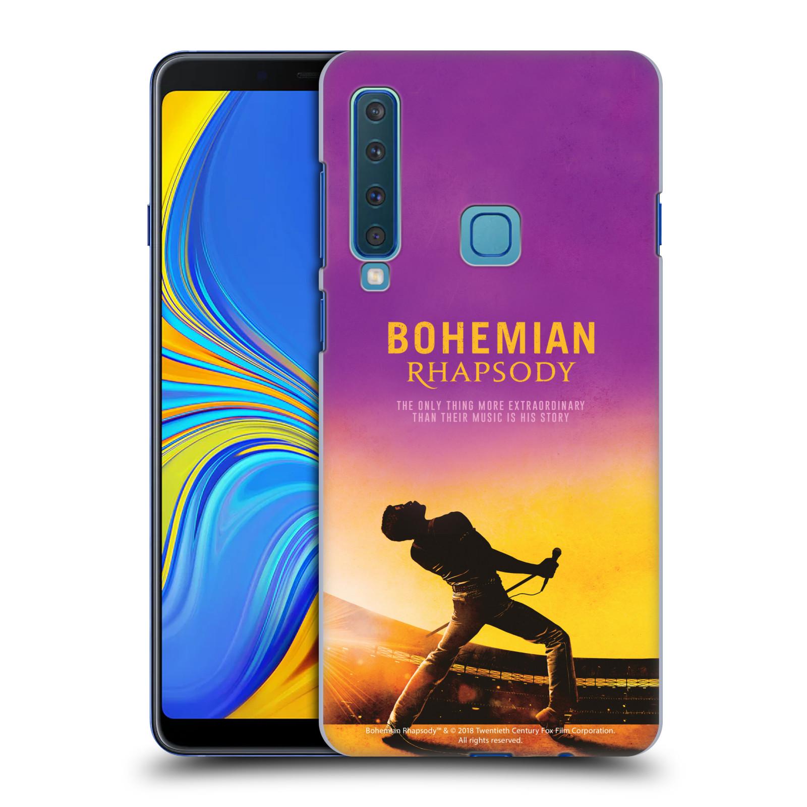 Pouzdro na mobil Samsung Galaxy A9 2018 Filmový motiv Bohemian Rhapsody Queen