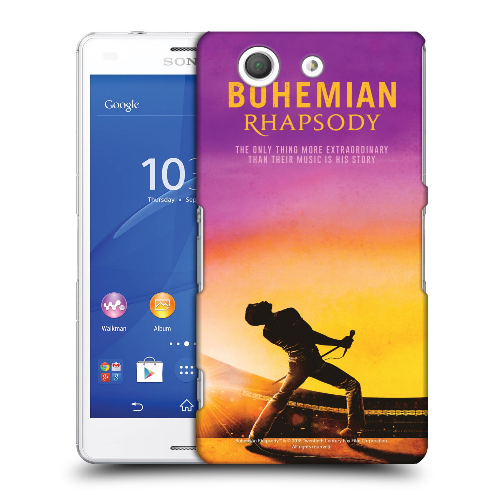 Pouzdro na mobil Sony Xperia Z3 COMPACT Filmový motiv Bohemian Rhapsody Queen