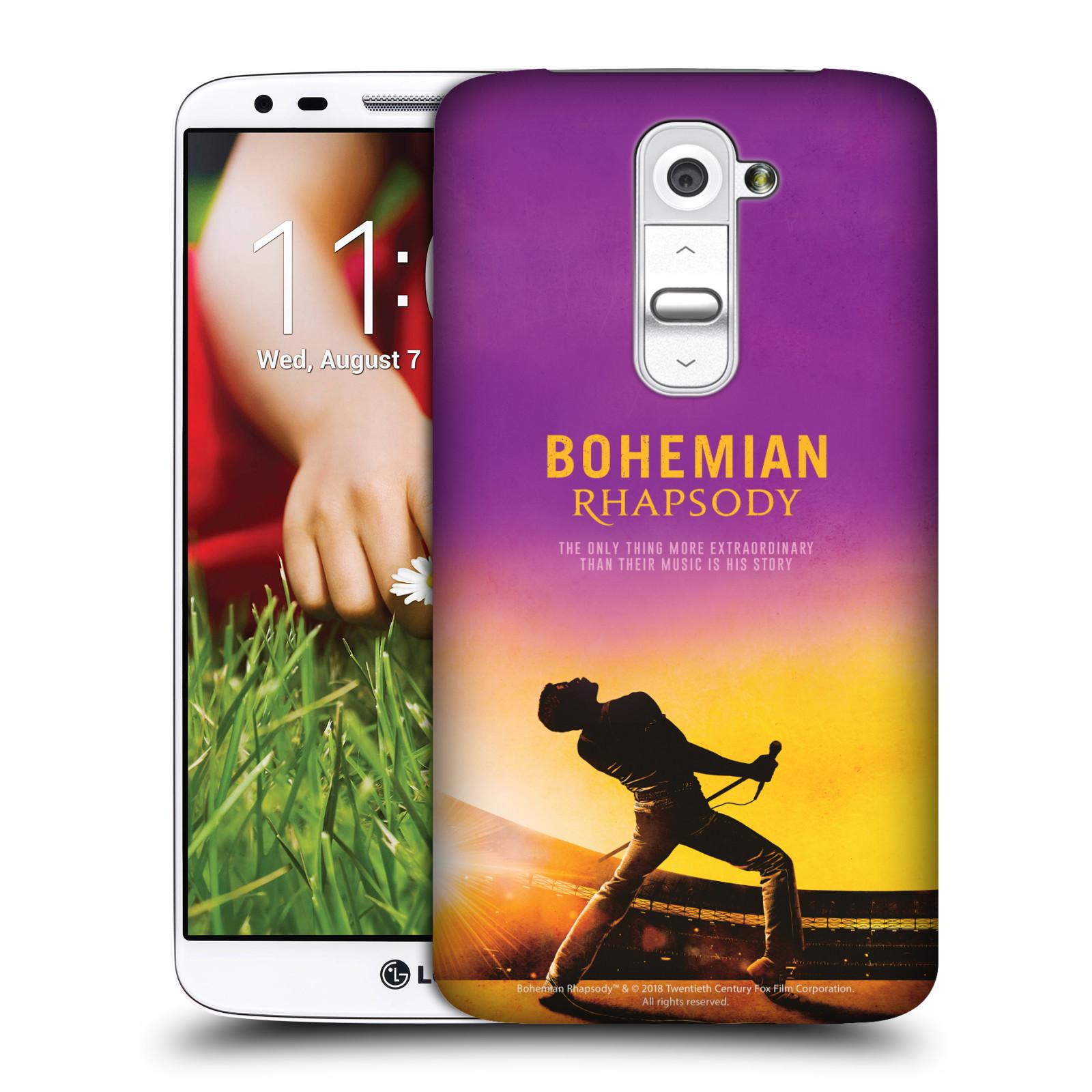 Pouzdro na mobil LG G2 (D802) Filmový motiv Bohemian Rhapsody Queen