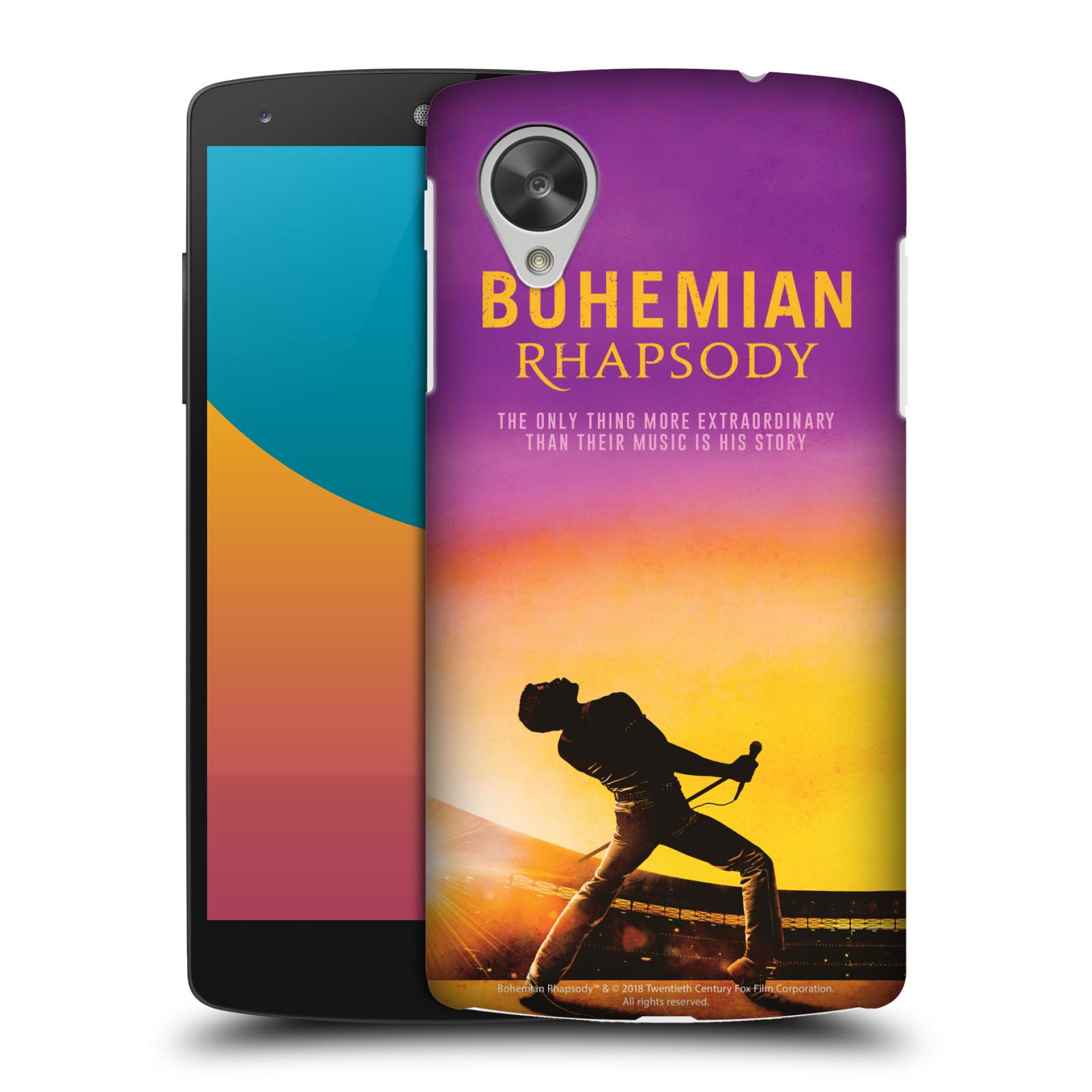 Pouzdro na mobil LG Nexus 5 Filmový motiv Bohemian Rhapsody Queen