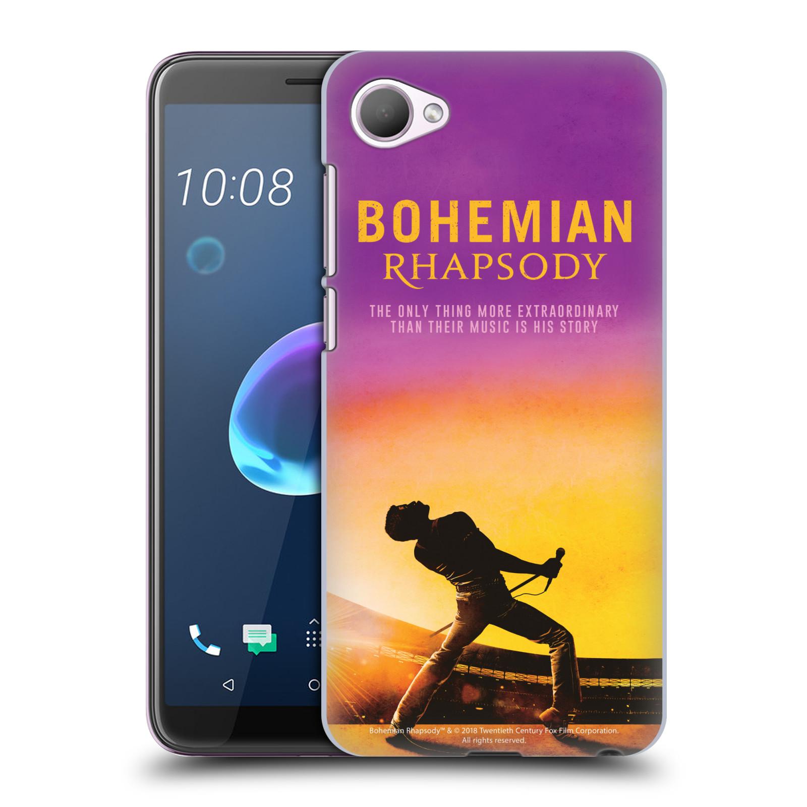 Pouzdro na mobil HTC Desire 12 / Desire 12 DUAL SIM Filmový motiv Bohemian Rhapsody Queen