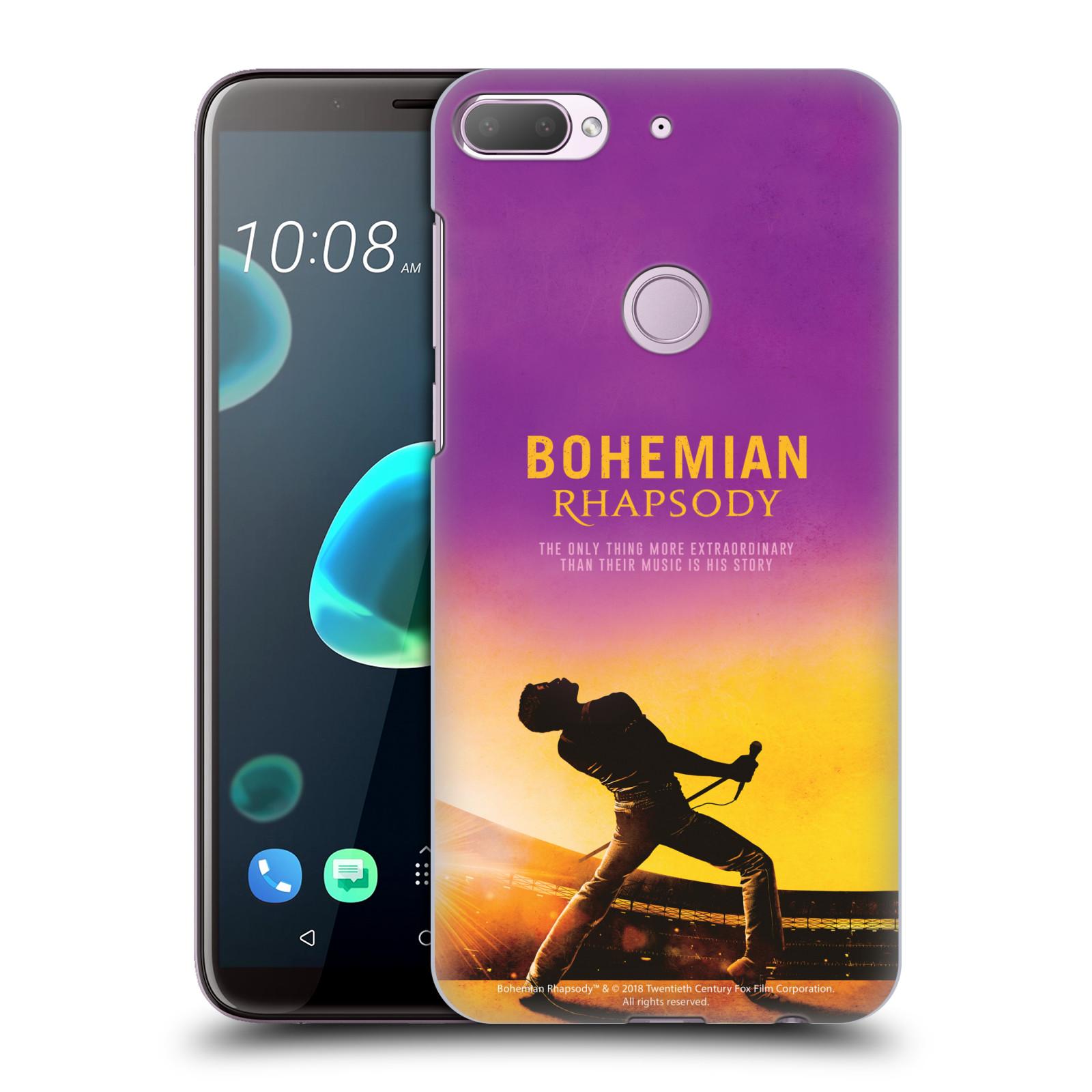 Pouzdro na mobil HTC Desire 12+ / Desire 12+ DUAL SIM Filmový motiv Bohemian Rhapsody Queen
