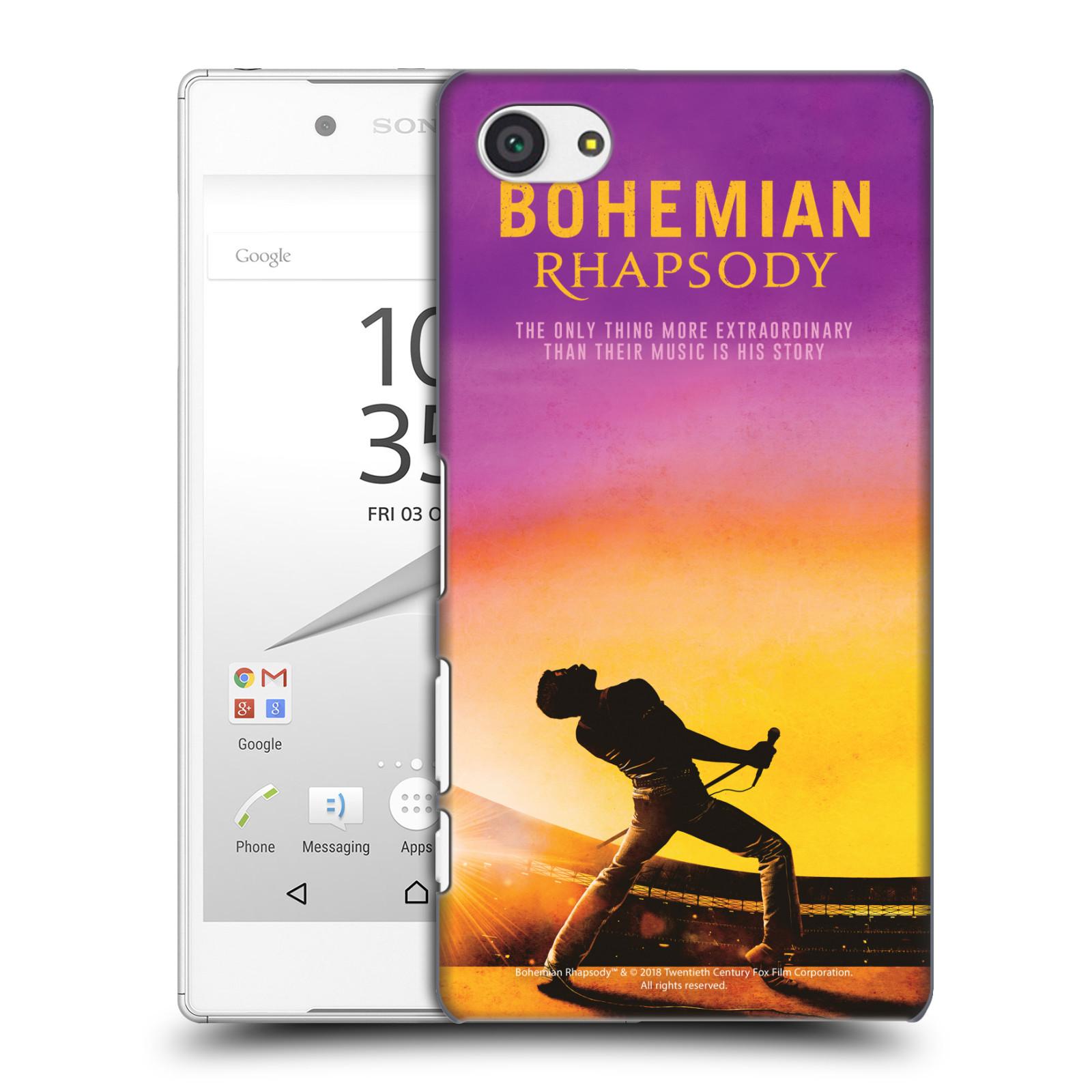 Pouzdro na mobil Sony Xperia Z5 COMPACT Filmový motiv Bohemian Rhapsody Queen