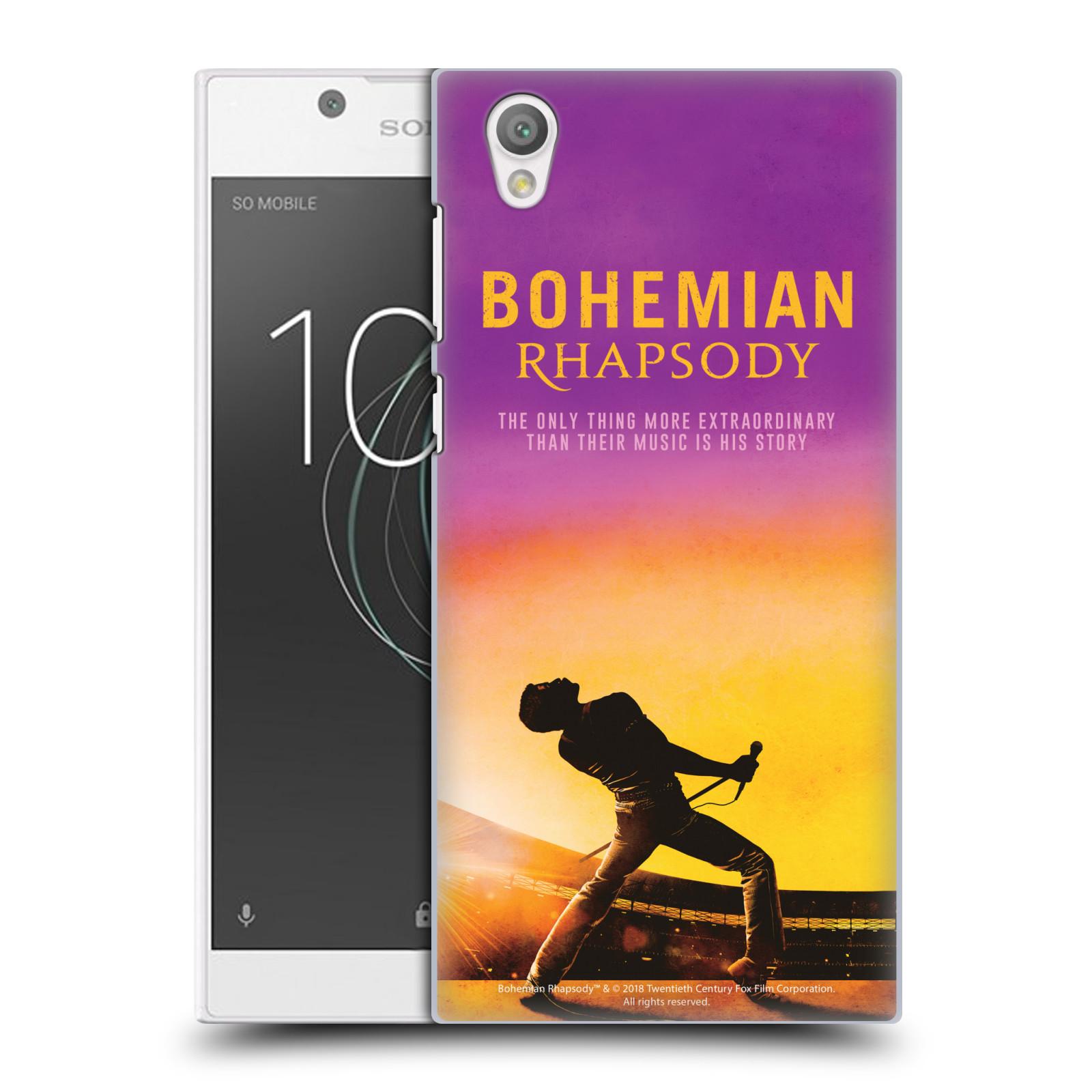 Pouzdro na mobil Sony Xperia L1 Filmový motiv Bohemian Rhapsody Queen