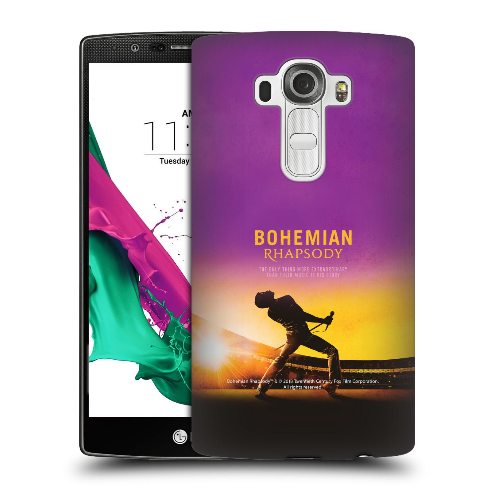 Pouzdro na mobil LG G4 Filmový motiv Bohemian Rhapsody Queen