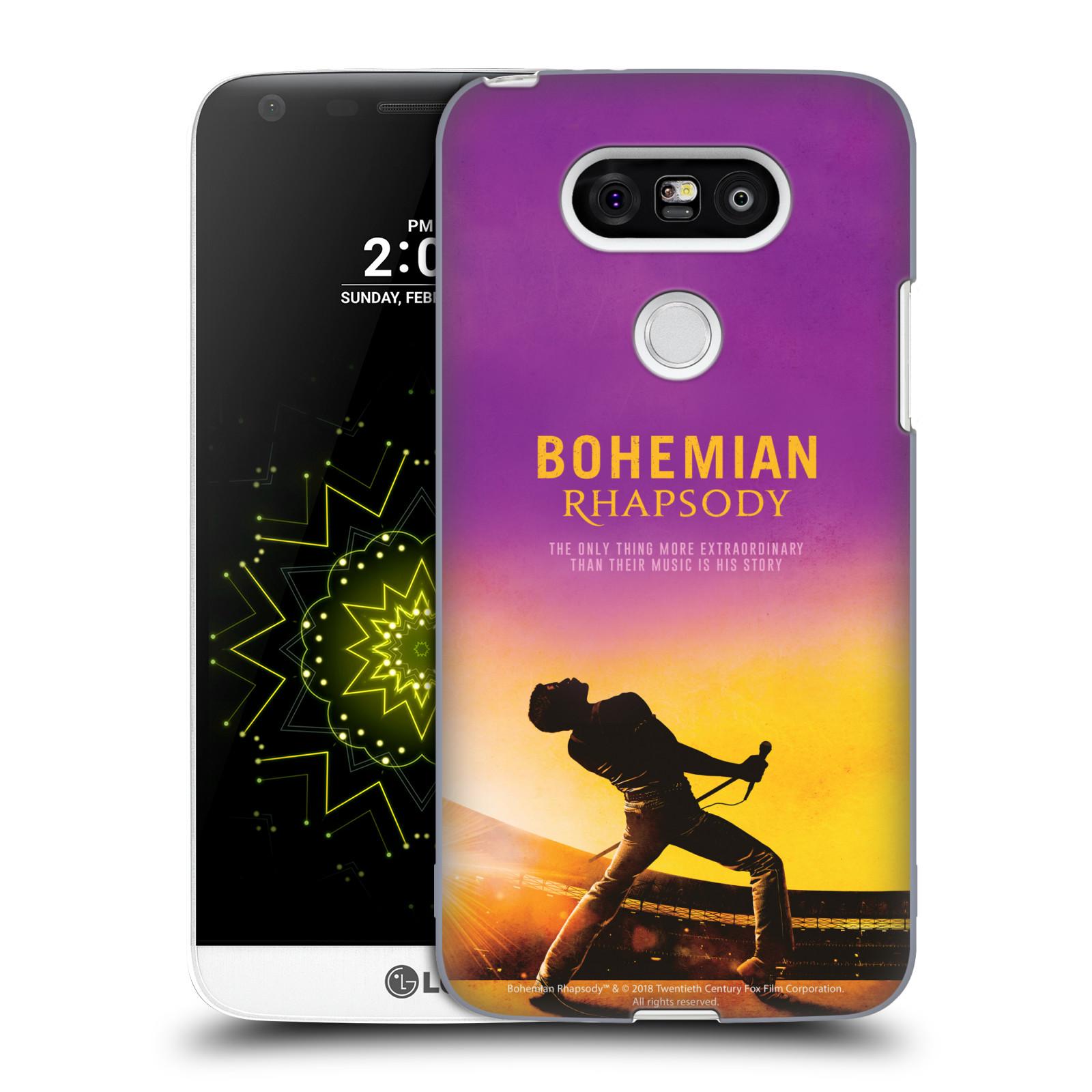 Pouzdro na mobil LG G5 Filmový motiv Bohemian Rhapsody Queen