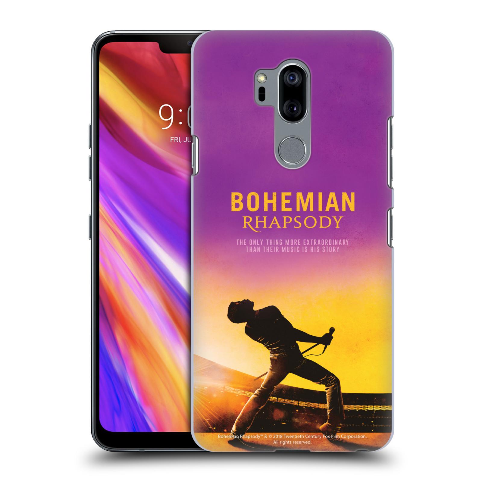 Pouzdro na mobil LG G7  ThinQ Filmový motiv Bohemian Rhapsody Queen