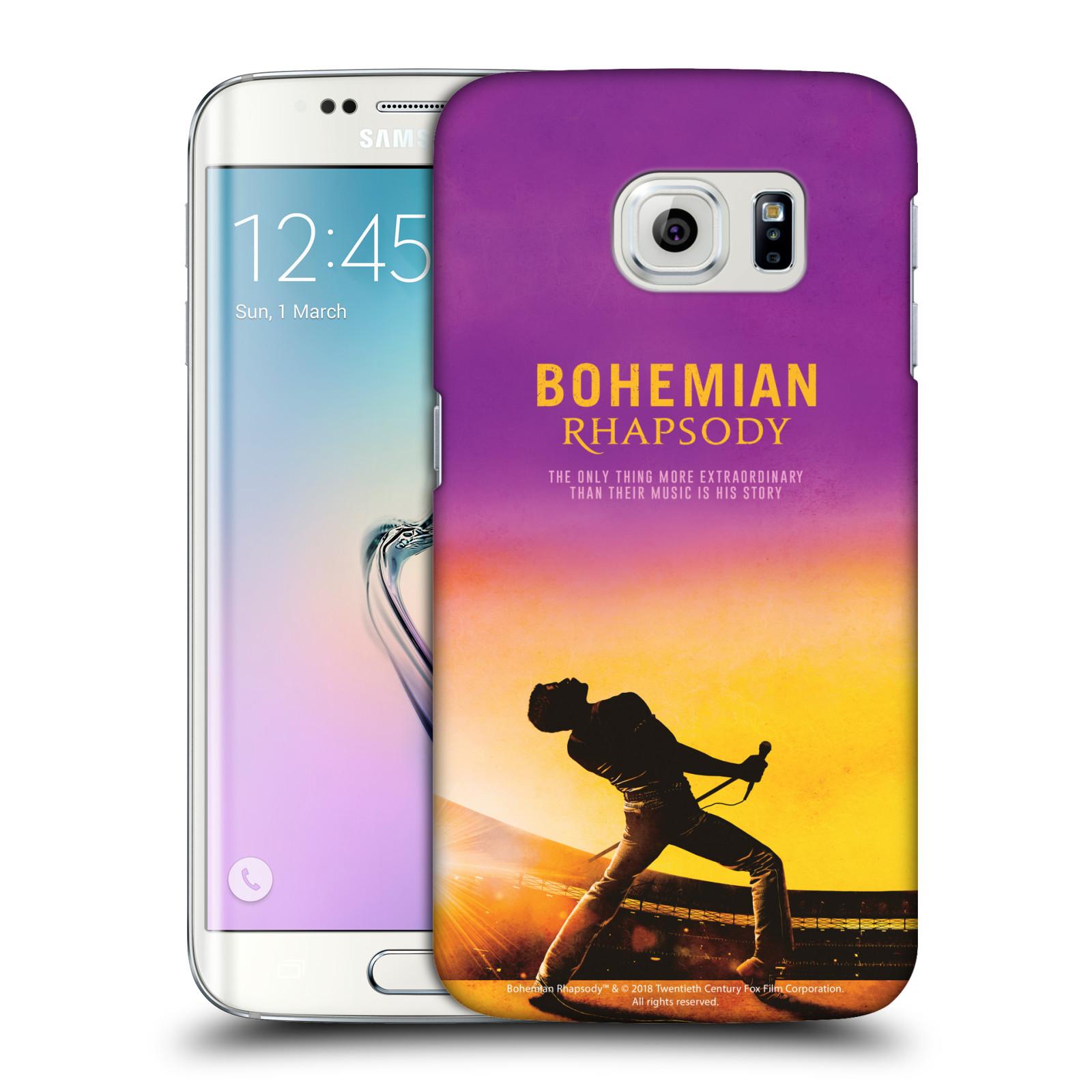 Pouzdro na mobil Samsung Galaxy S6 EDGE Filmový motiv Bohemian Rhapsody Queen