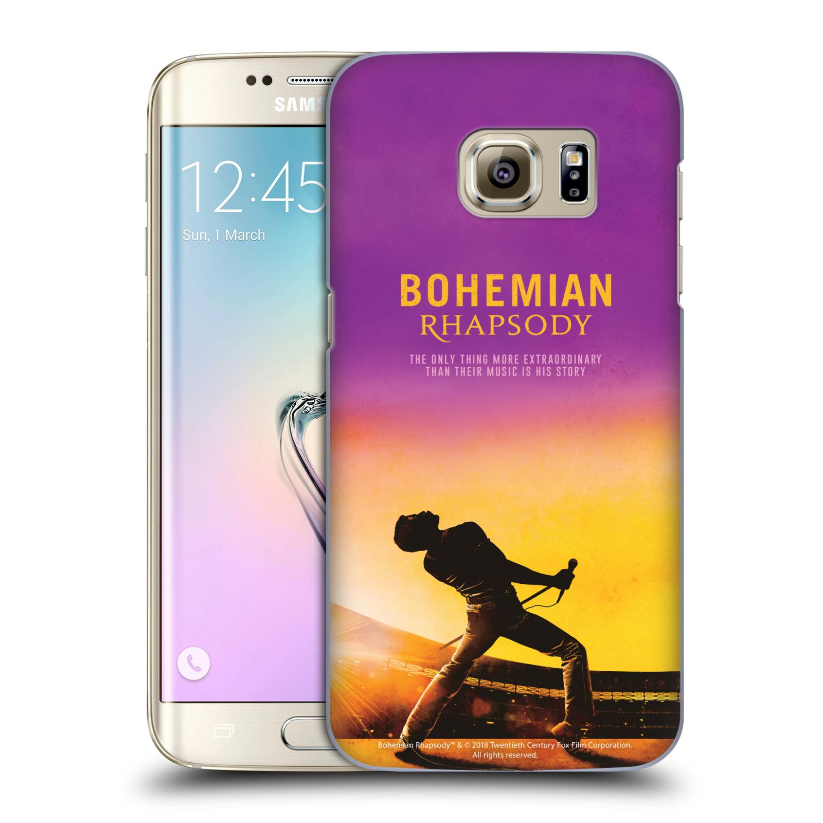 Pouzdro na mobil Samsung Galaxy S7 EDGE Filmový motiv Bohemian Rhapsody Queen