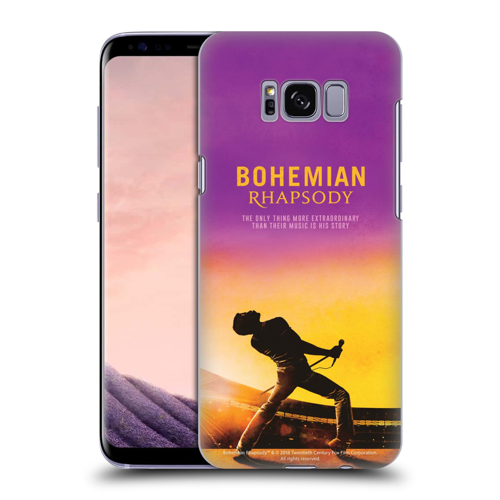 Pouzdro na mobil Samsung Galaxy S8 Filmový motiv Bohemian Rhapsody Queen