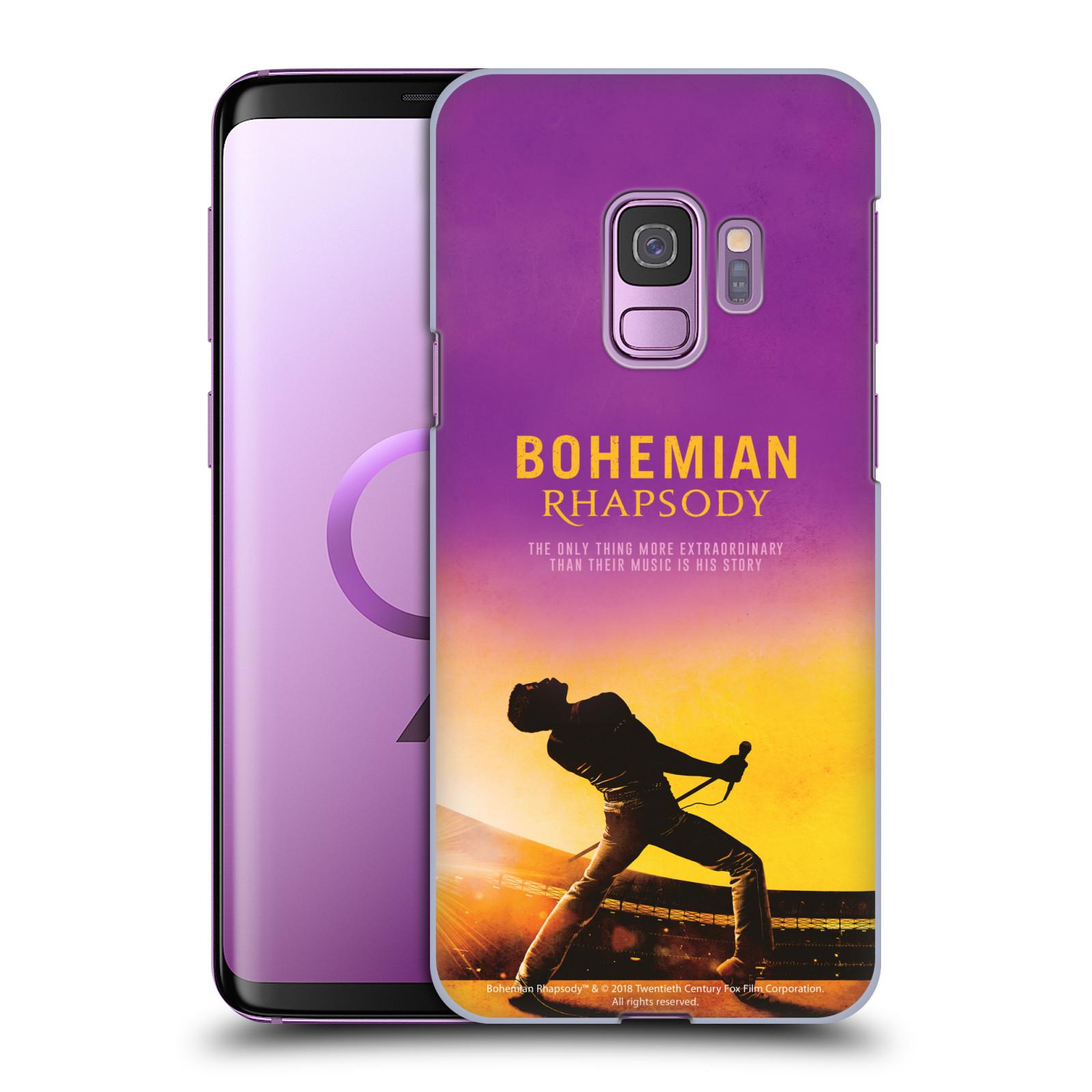Pouzdro na mobil Samsung Galaxy S9 Filmový motiv Bohemian Rhapsody Queen
