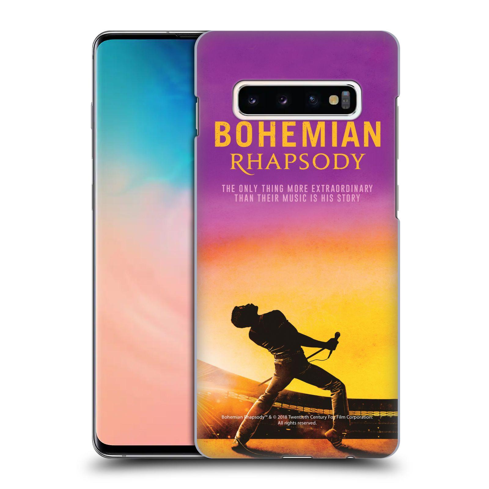 Pouzdro na mobil Samsung Galaxy S10+ Filmový motiv Bohemian Rhapsody Queen