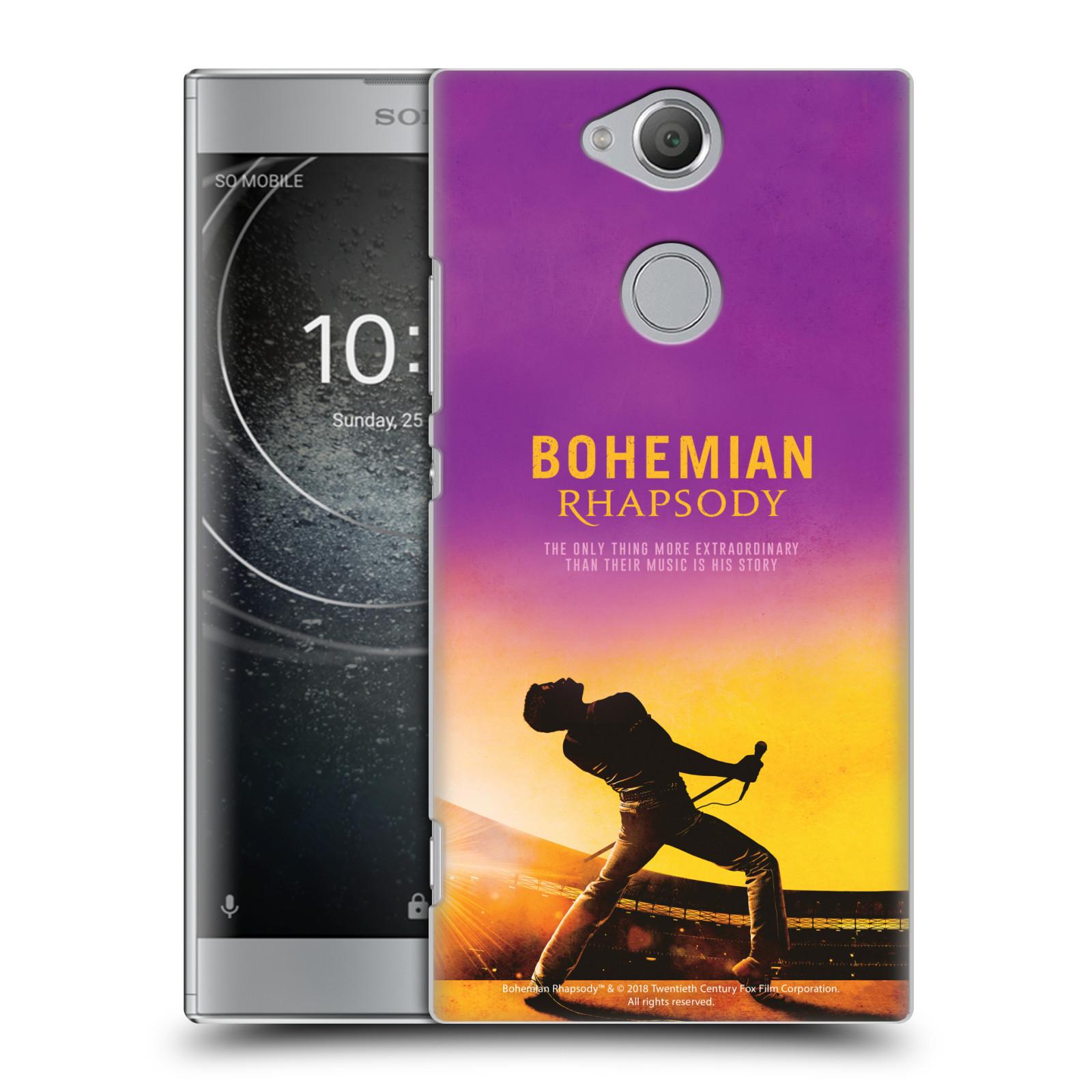 Pouzdro na mobil Sony Xperia XA2 Filmový motiv Bohemian Rhapsody Queen