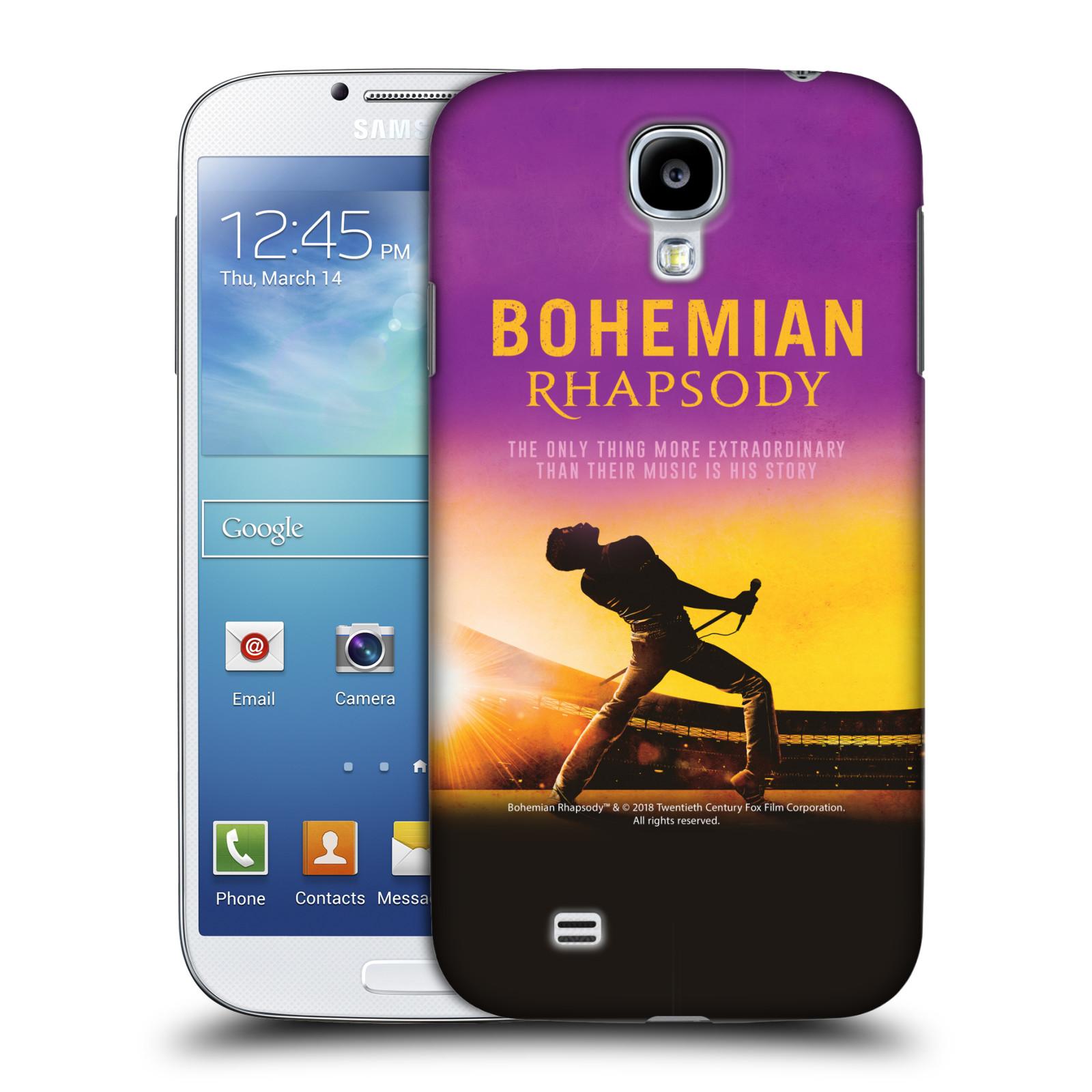 Pouzdro na mobil Samsung Galaxy S4 Filmový motiv Bohemian Rhapsody Queen