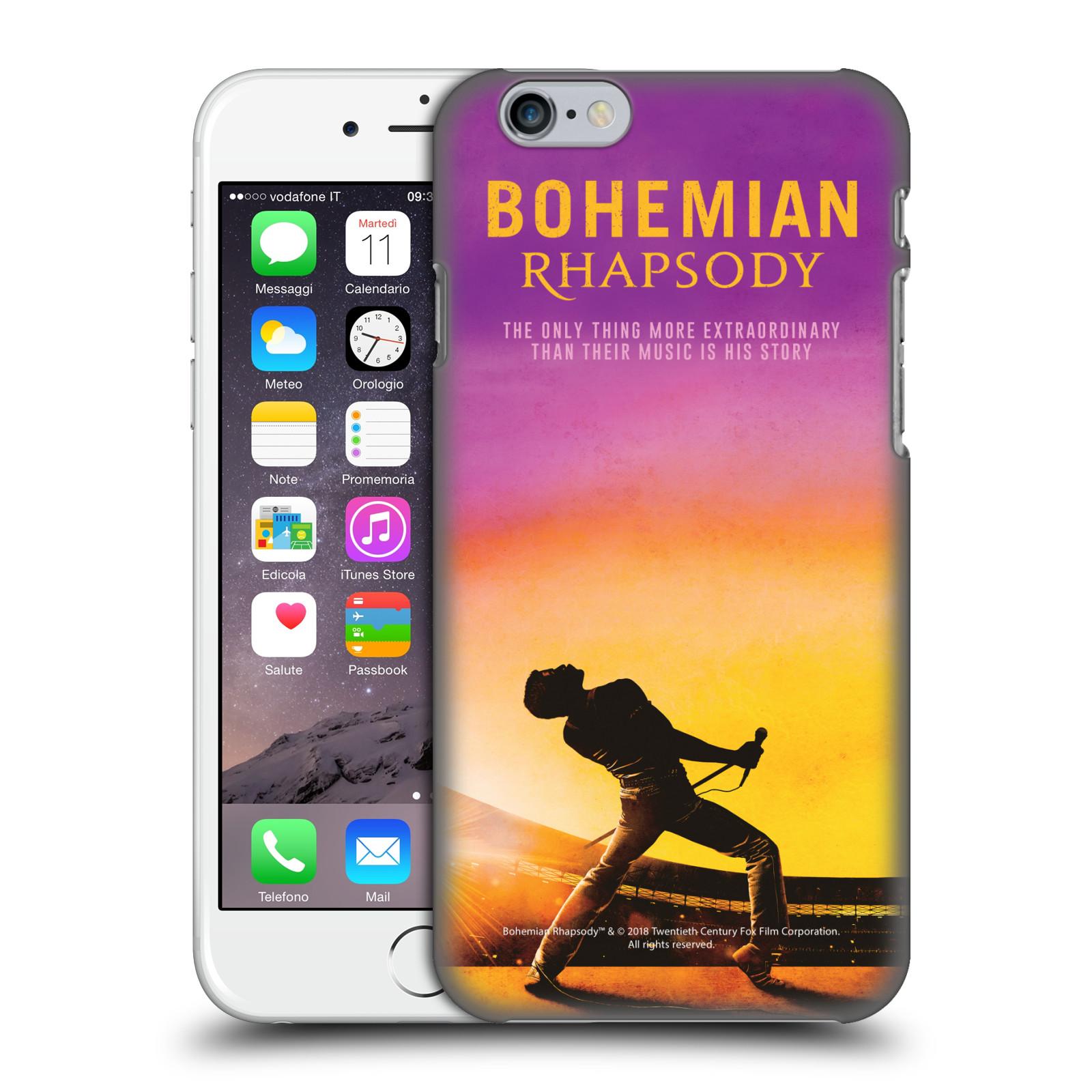 Pouzdro na mobil Apple Iphone 6/6S Filmový motiv Bohemian Rhapsody Queen