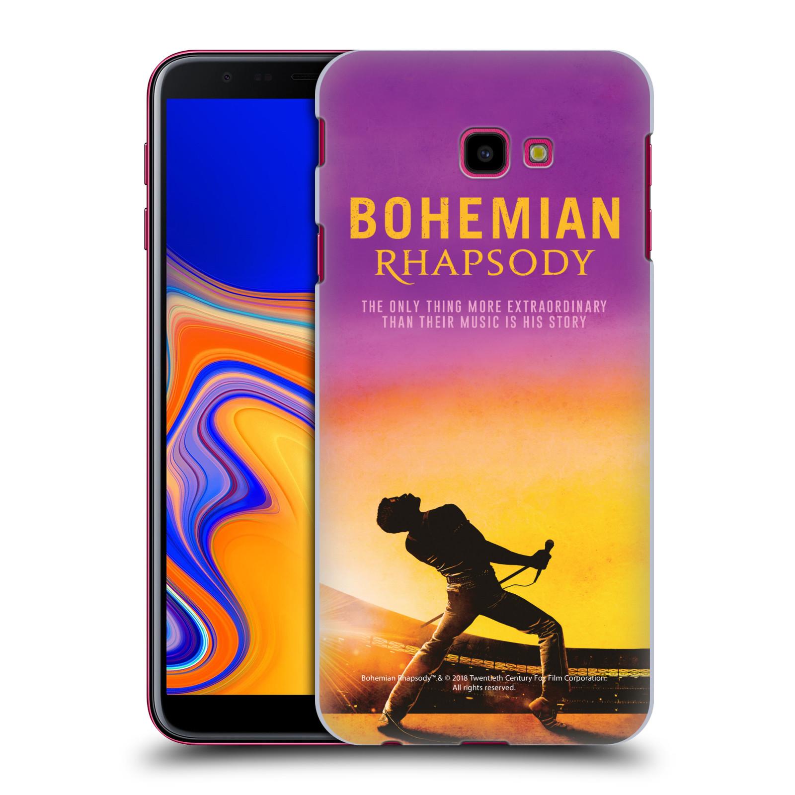 Pouzdro na mobil Samsung Galaxy J4+ (J415) Filmový motiv Bohemian Rhapsody Queen