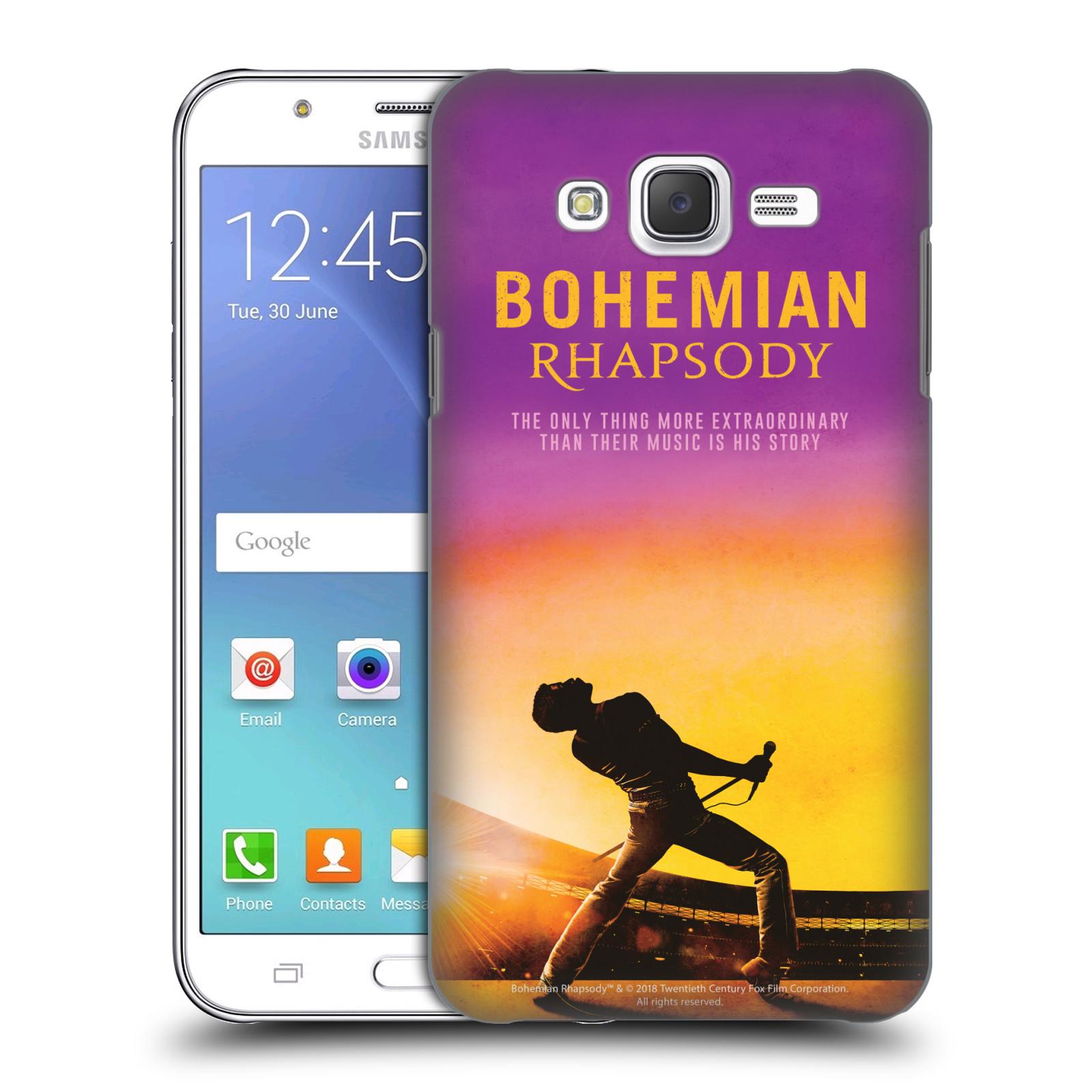 Pouzdro na mobil Samsung Galaxy J5 2015 (J500) Filmový motiv Bohemian Rhapsody Queen