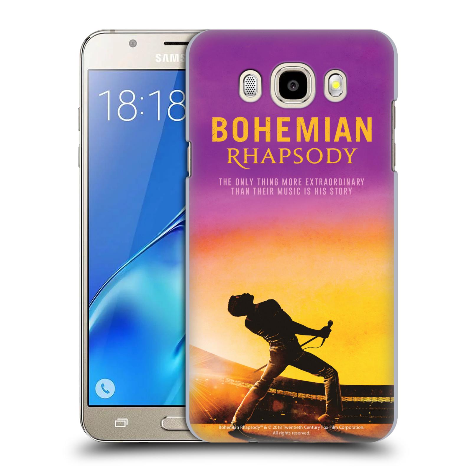 Pouzdro na mobil Samsung Galaxy J5 2016 (J510) Filmový motiv Bohemian Rhapsody Queen