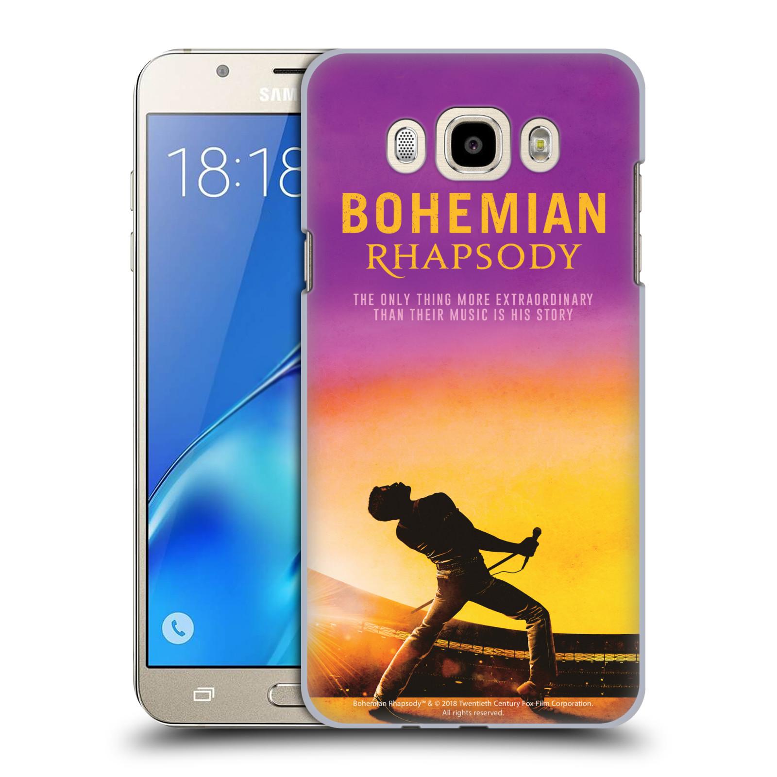 Pouzdro na mobil Samsung Galaxy J7 2016 Filmový motiv Bohemian Rhapsody Queen