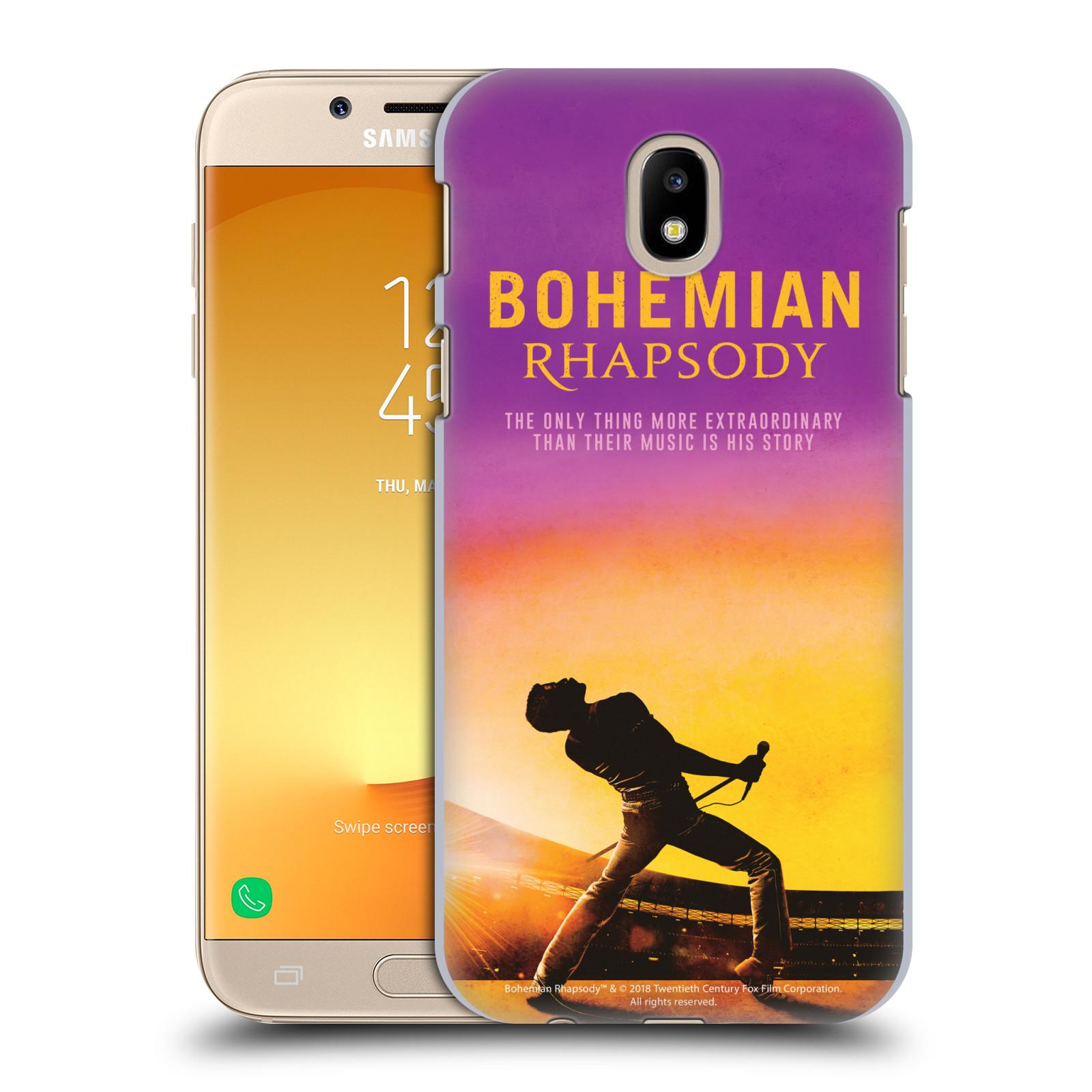 Pouzdro na mobil Samsung Galaxy J7 2017 Filmový motiv Bohemian Rhapsody Queen