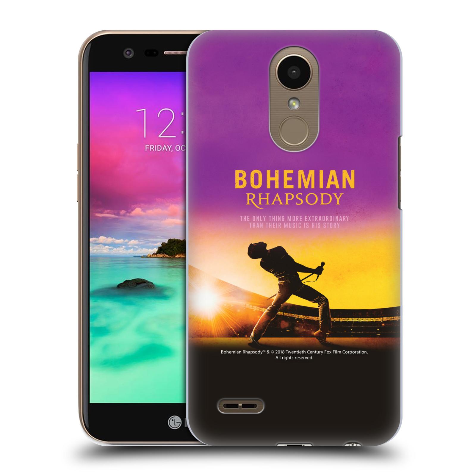 Pouzdro na mobil LG K10 2017 / K10 2017 DUAL SIM Filmový motiv Bohemian Rhapsody Queen
