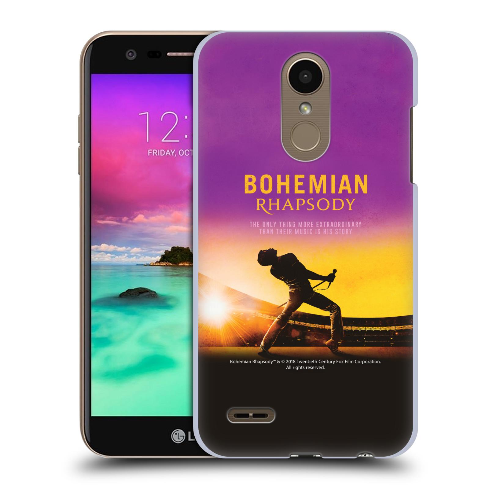 Pouzdro na mobil LG K10 2018 Filmový motiv Bohemian Rhapsody Queen