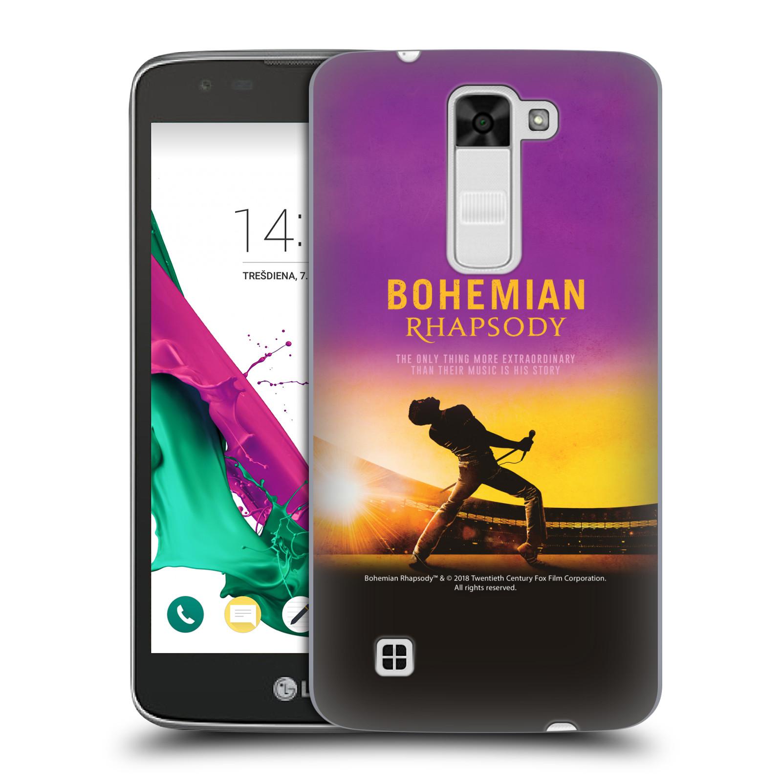 Pouzdro na mobil LG K7 Filmový motiv Bohemian Rhapsody Queen