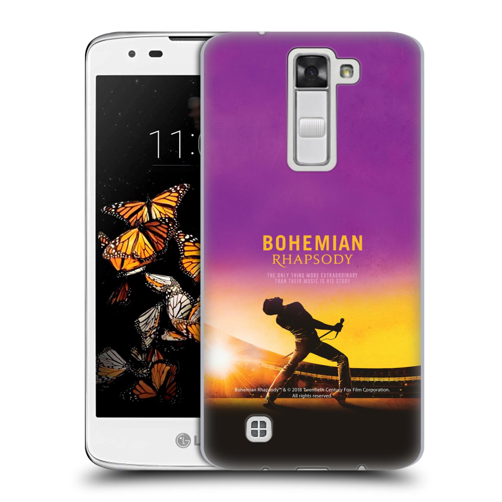 Pouzdro na mobil LG K8 Filmový motiv Bohemian Rhapsody Queen