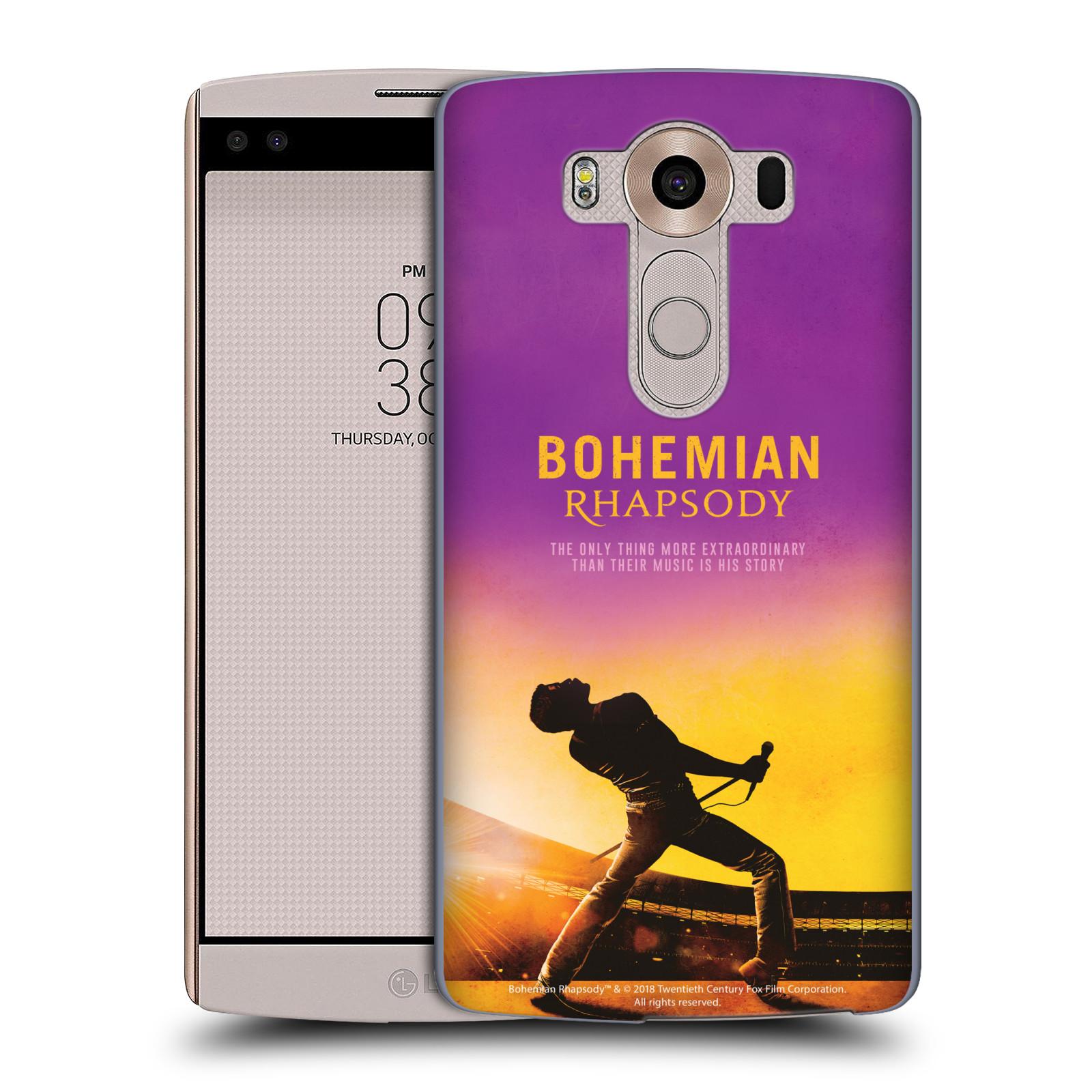 Pouzdro na mobil LG V10 Filmový motiv Bohemian Rhapsody Queen