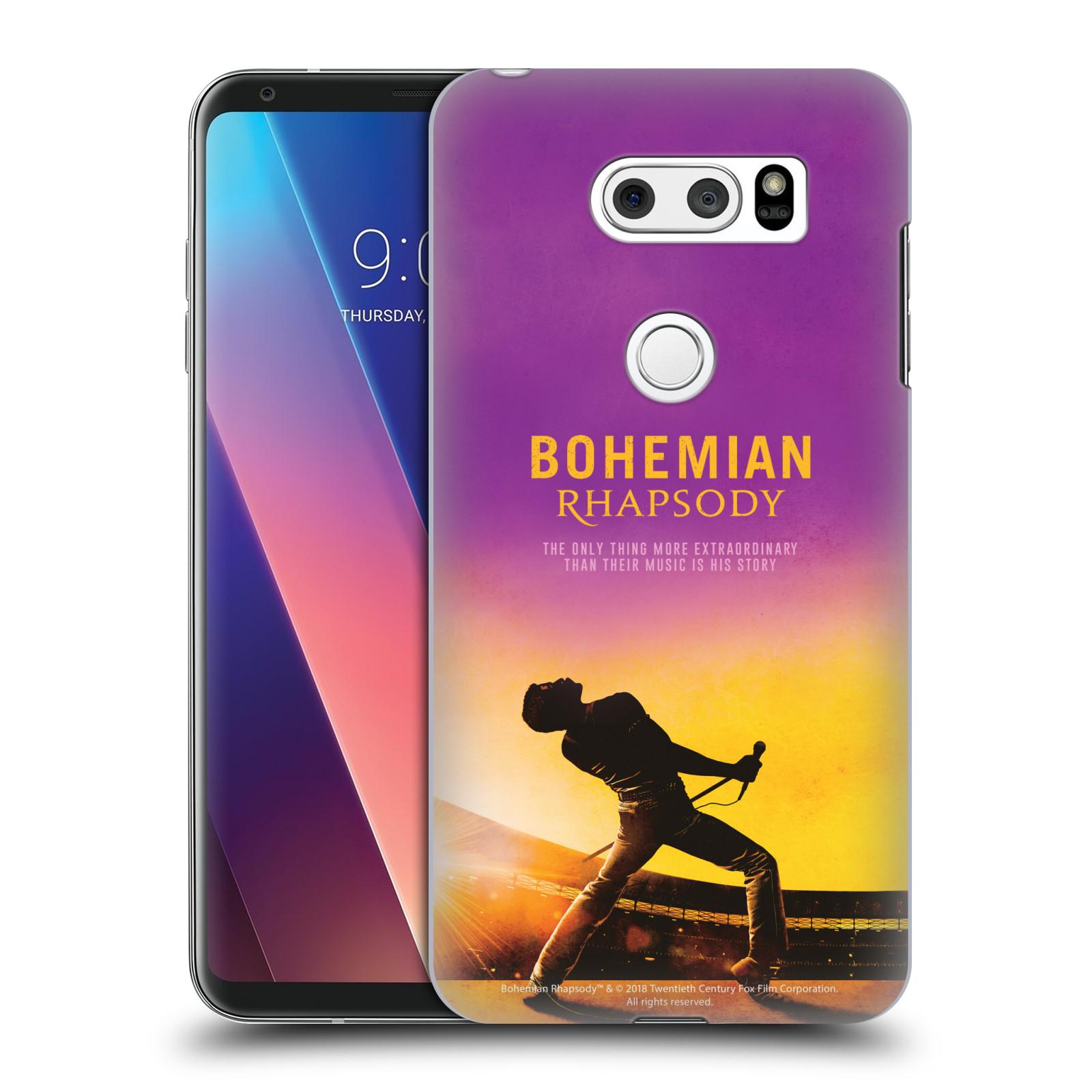 Pouzdro na mobil LG V30 Filmový motiv Bohemian Rhapsody Queen