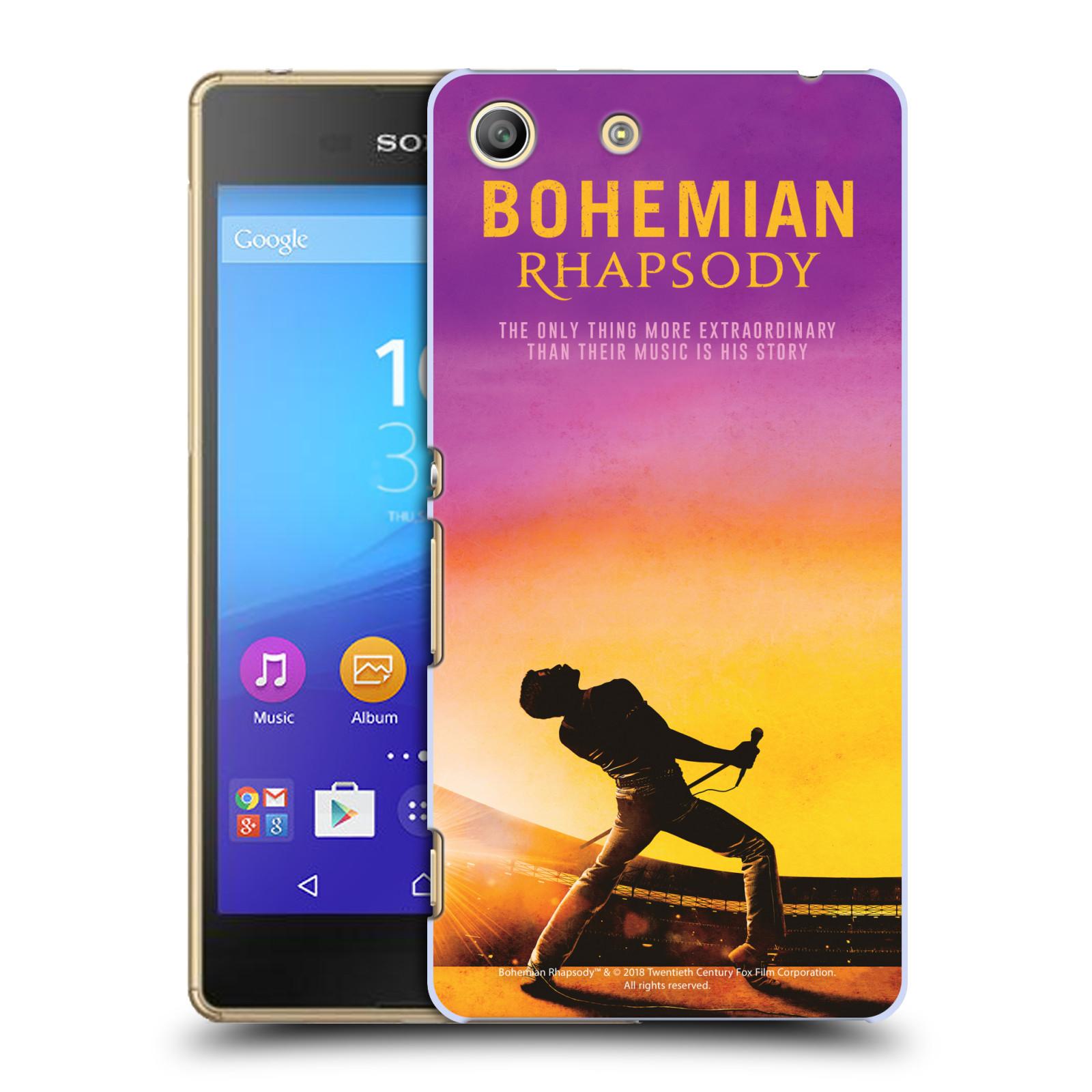 Pouzdro na mobil Sony Xperia M5 Filmový motiv Bohemian Rhapsody Queen