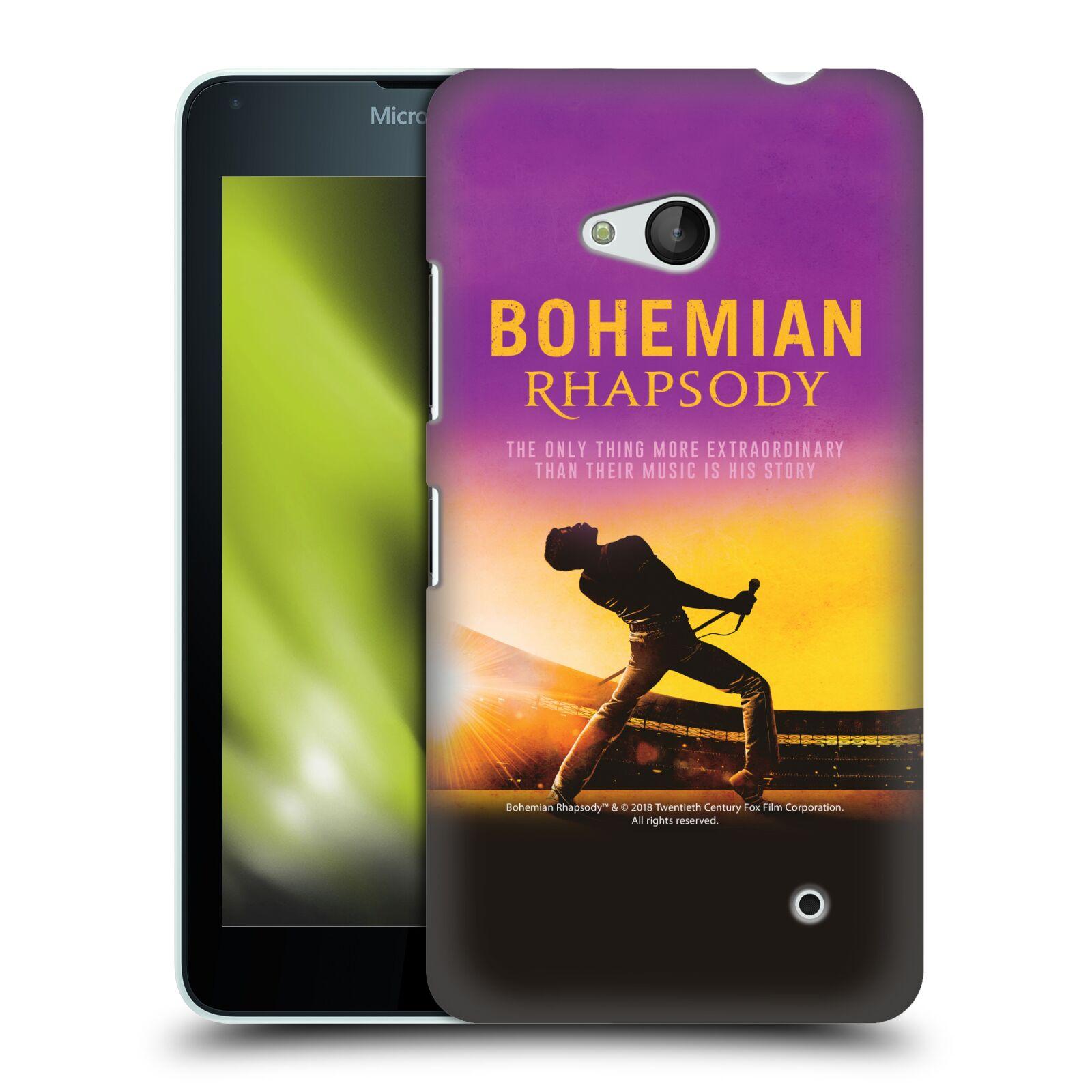 Pouzdro na mobil Microsoft Lumia 640 / 640 DUAL SIM Filmový motiv Bohemian Rhapsody Queen
