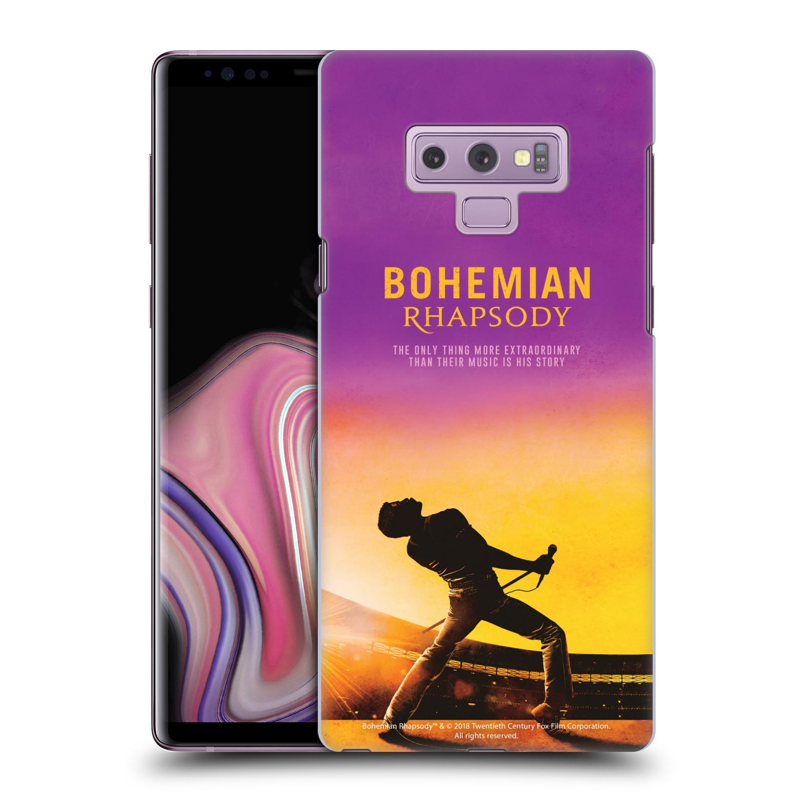 Pouzdro na mobil Samsung Galaxy Note 9 Filmový motiv Bohemian Rhapsody Queen