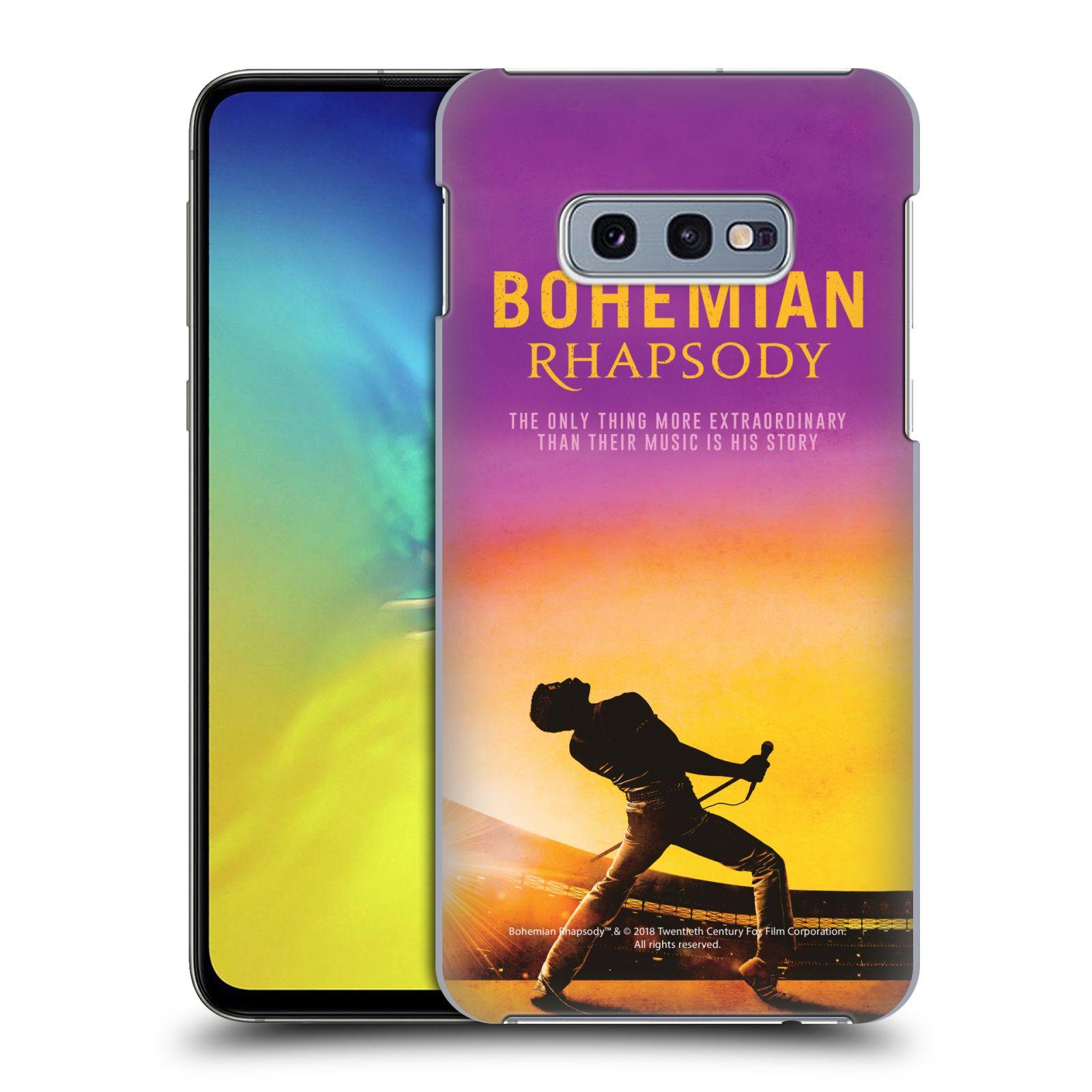 Pouzdro na mobil Samsung Galaxy S10e Filmový motiv Bohemian Rhapsody Queen