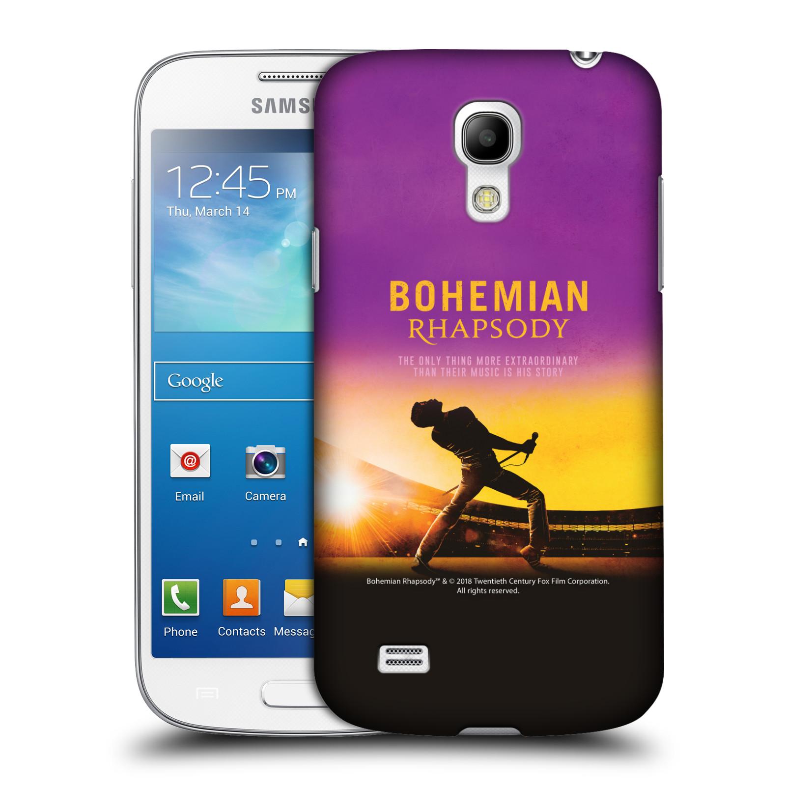 Pouzdro na mobil Samsung Galaxy S4 MINI Filmový motiv Bohemian Rhapsody Queen