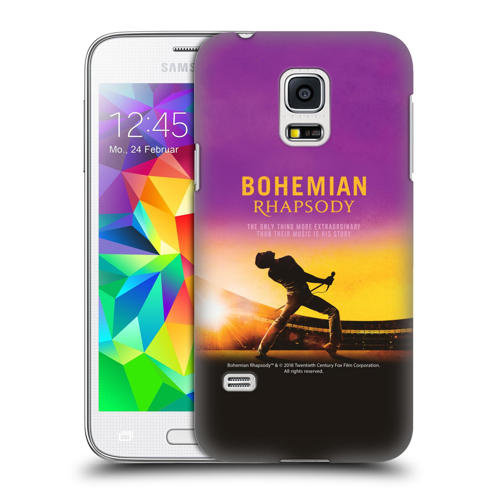 Pouzdro na mobil Samsung Galaxy S5 MINI Filmový motiv Bohemian Rhapsody Queen