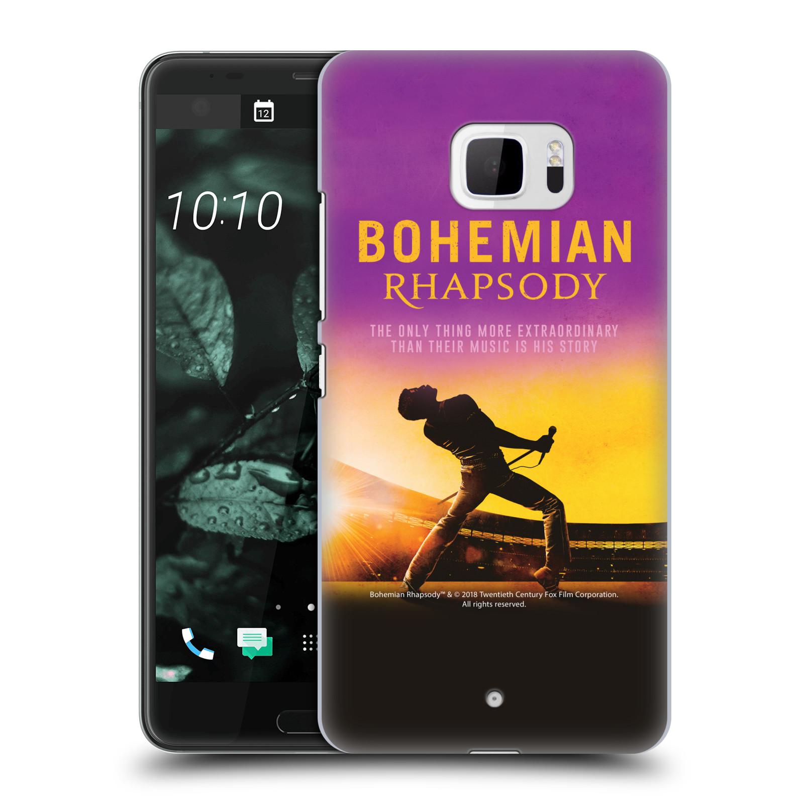 Pouzdro na mobil HTC U Ultra Filmový motiv Bohemian Rhapsody Queen
