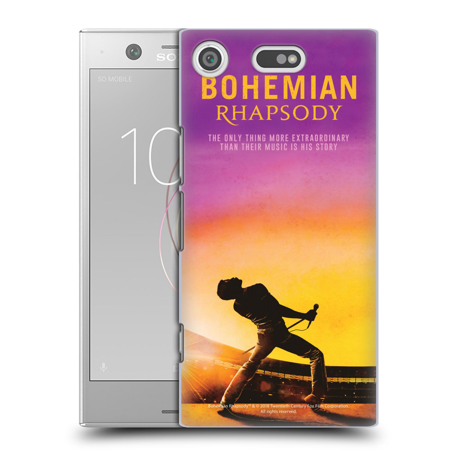 Pouzdro na mobil Sony Xperia XZ1 COMPACT Filmový motiv Bohemian Rhapsody Queen