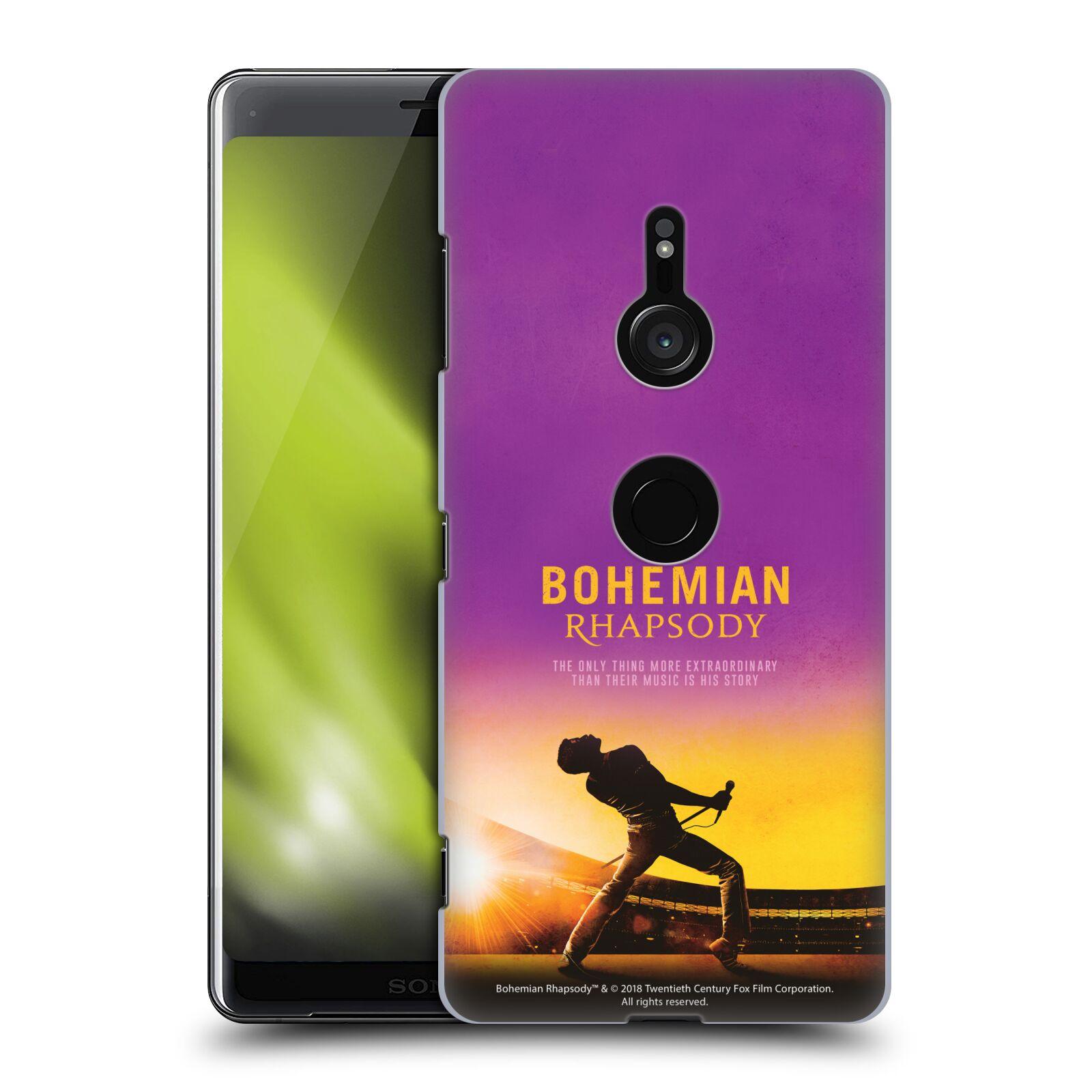 Pouzdro na mobil Sony Xperia XZ3 Filmový motiv Bohemian Rhapsody Queen