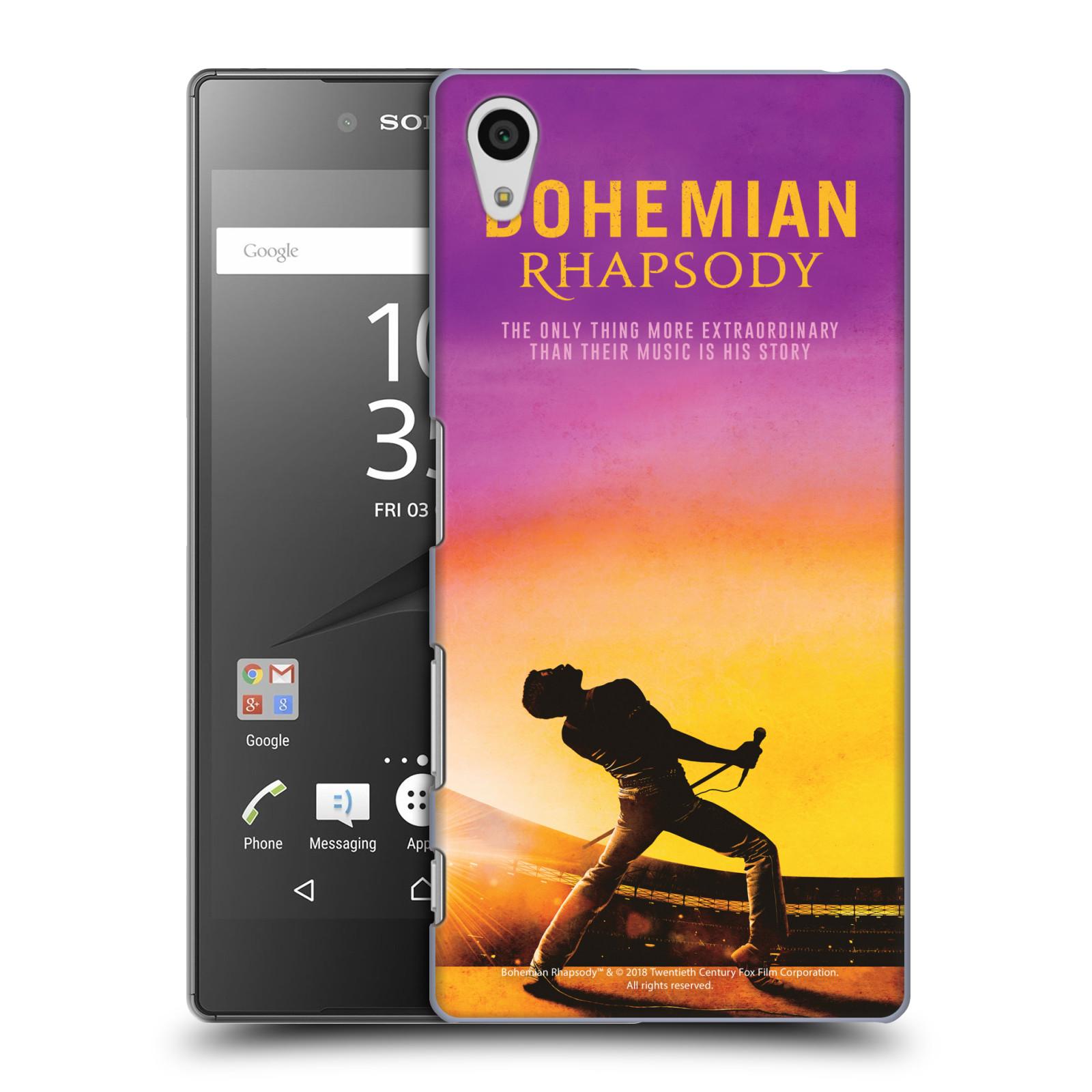 Pouzdro na mobil Sony Xperia Z5 Filmový motiv Bohemian Rhapsody Queen