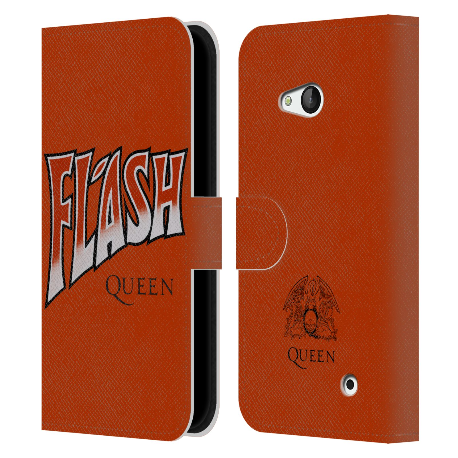 Business Book Cover Queen : Official queen key art leather book wallet case cover for