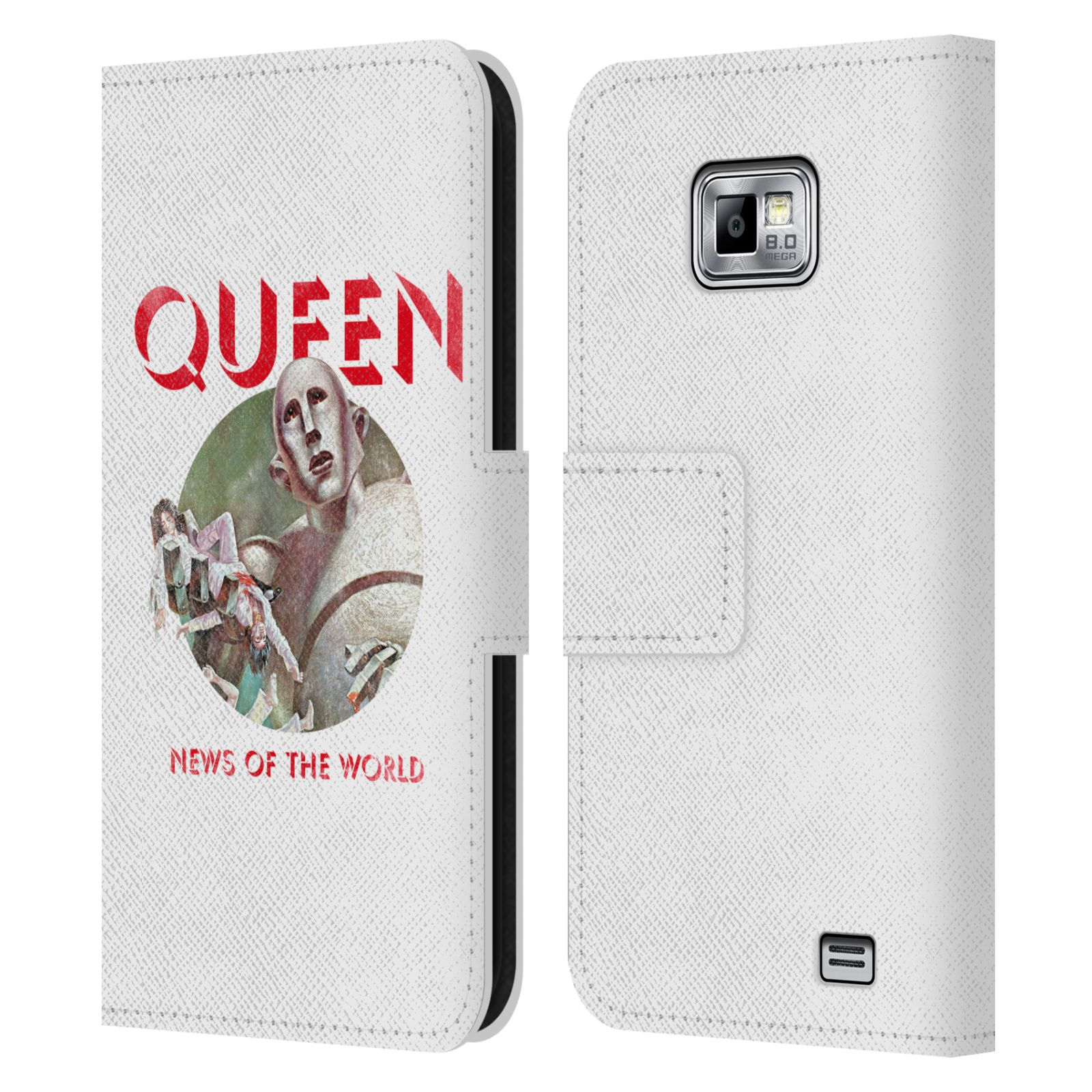... -QUEEN-KEY-ART-LEATHER-BOOK-WALLET-CASE-COVER-FOR-SAMSUNG-PHONES-2