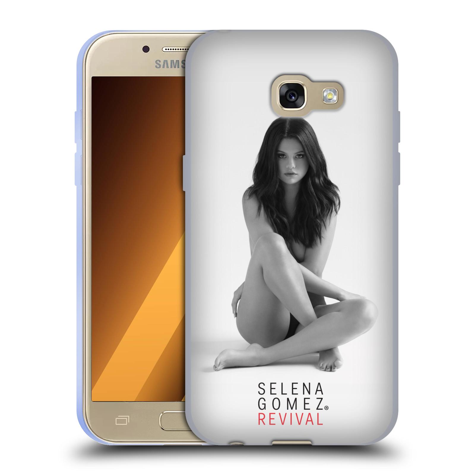 HEAD CASE silikonový obal na mobil Samsung Galaxy A3 2017 (A320) Zpěvačka Selena Gomez foto Revival