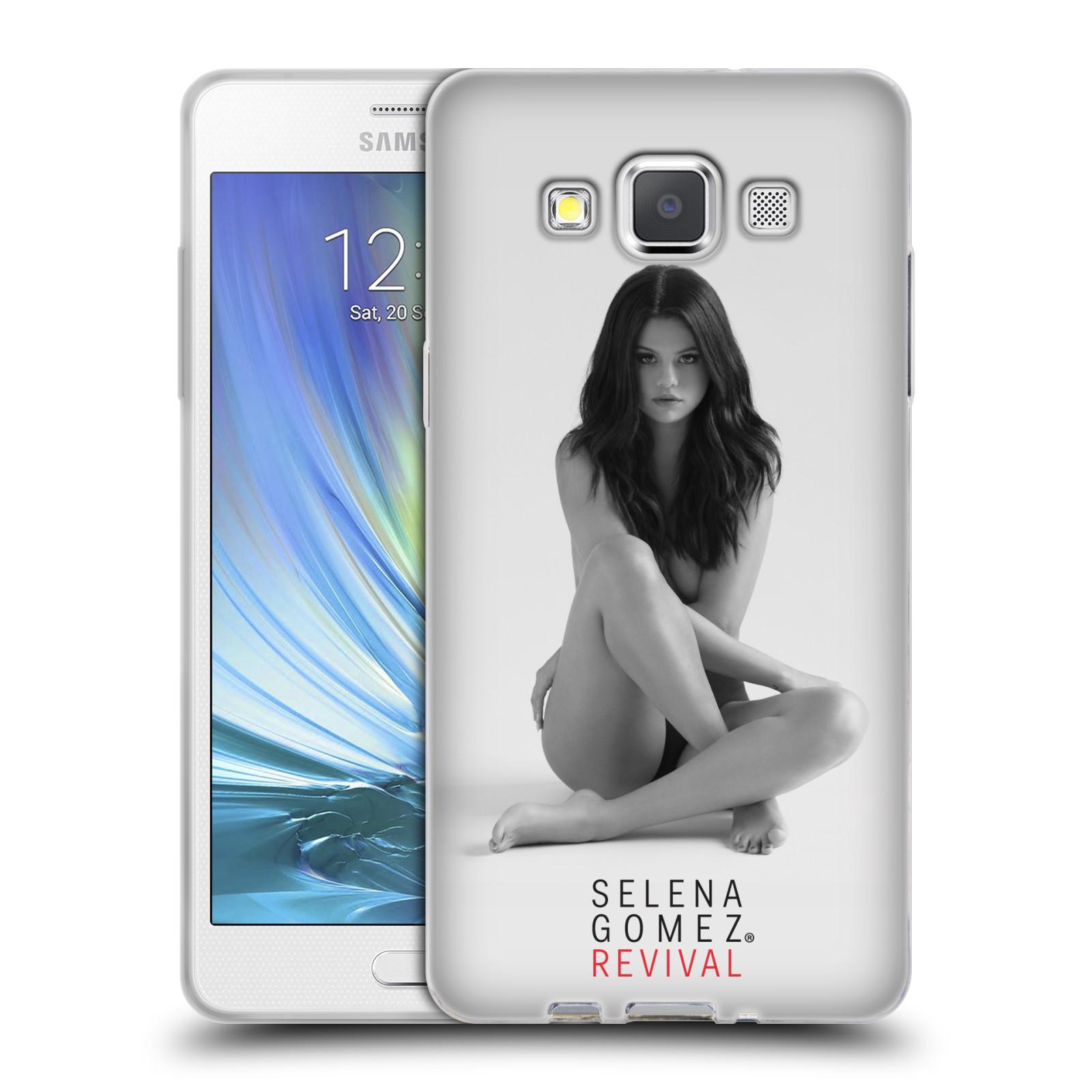 HEAD CASE silikonový obal na mobil Samsung Galaxy A5 (A500) Zpěvačka Selena Gomez foto Revival