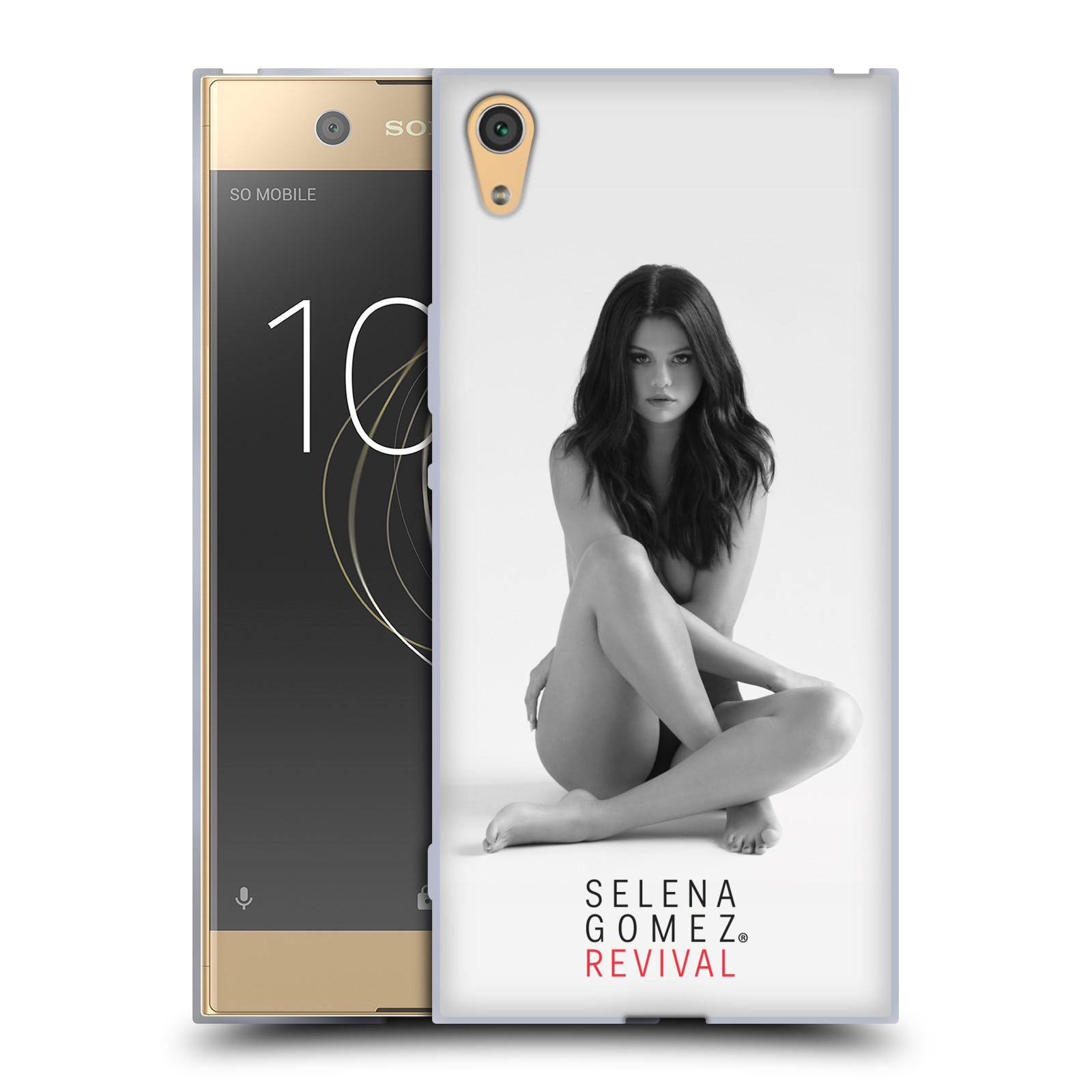 HEAD CASE silikonový obal na mobil Sony Xperia XA1 ULTRA Zpěvačka Selena Gomez foto Revival