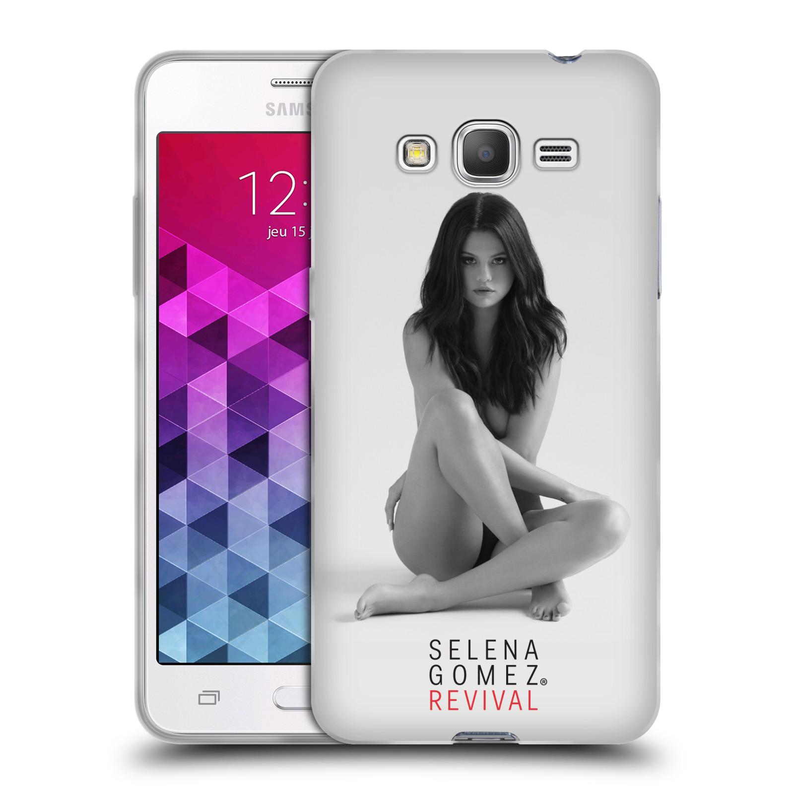 HEAD CASE silikonový obal na mobil Samsung Galaxy Grand Prime Zpěvačka Selena Gomez foto Revival